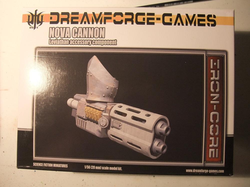 Dfg, Dreamforge, Leviathan, Titan, Unboxing