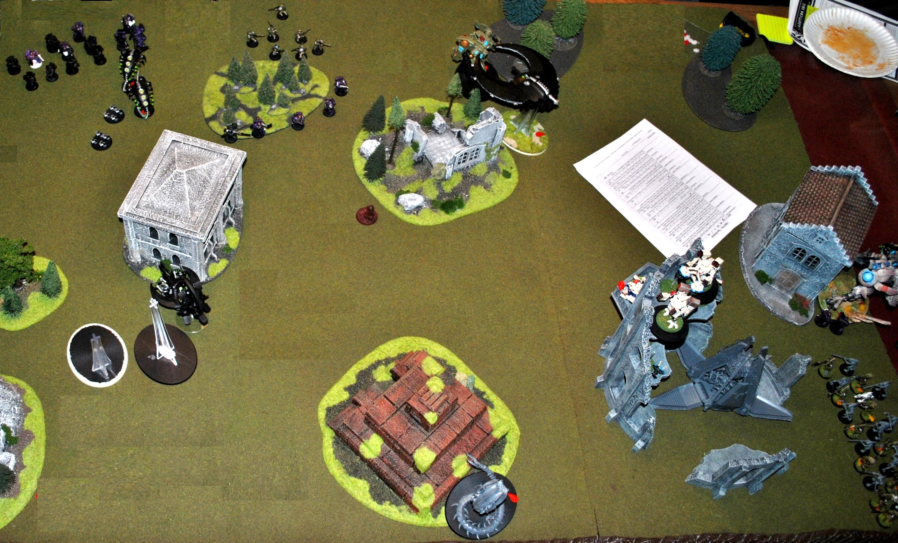 BR 1_Turn 2_End of Enemy's Assault
