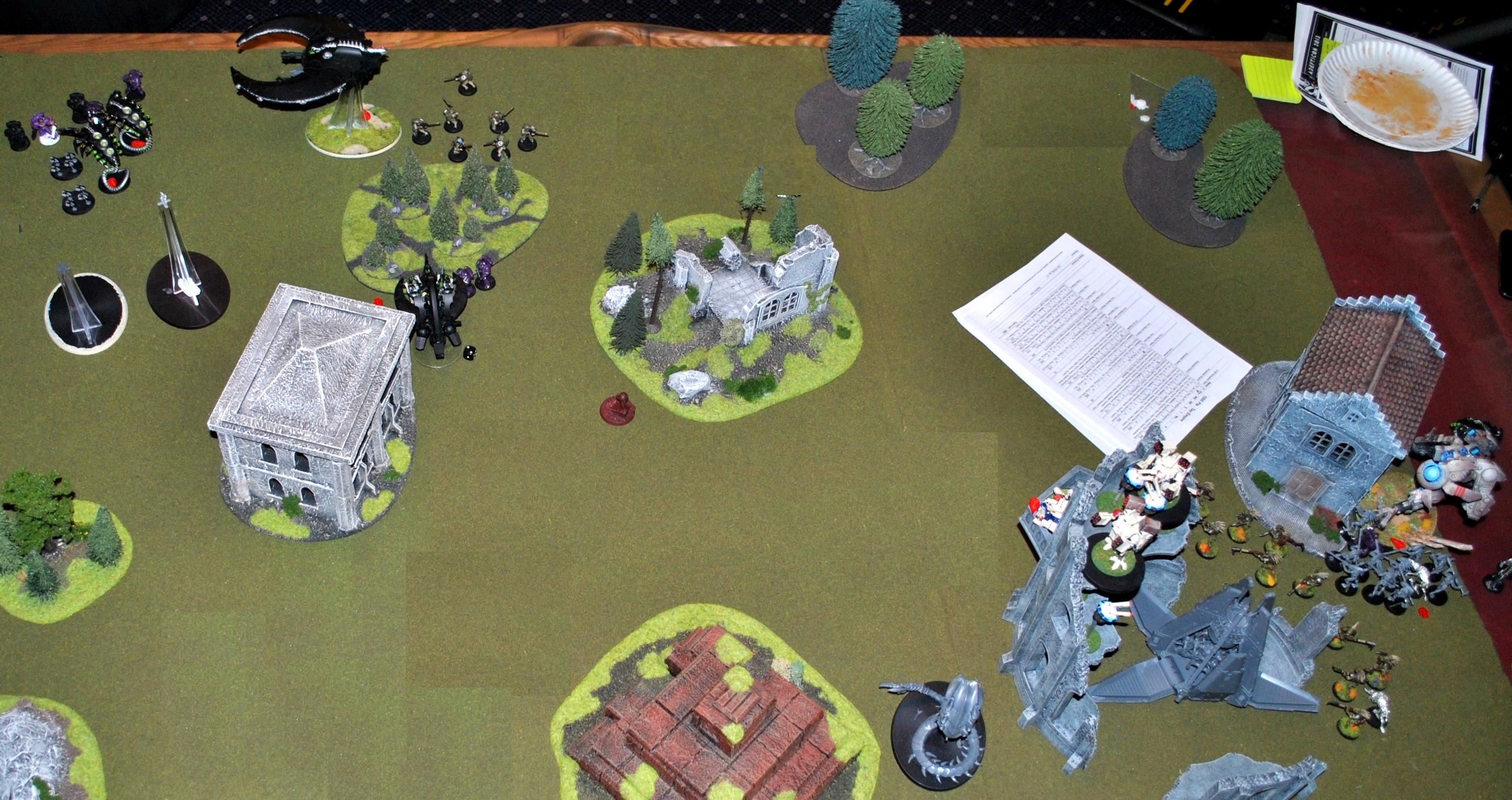 BR 1_Turn 3_End of Enemy's Assault