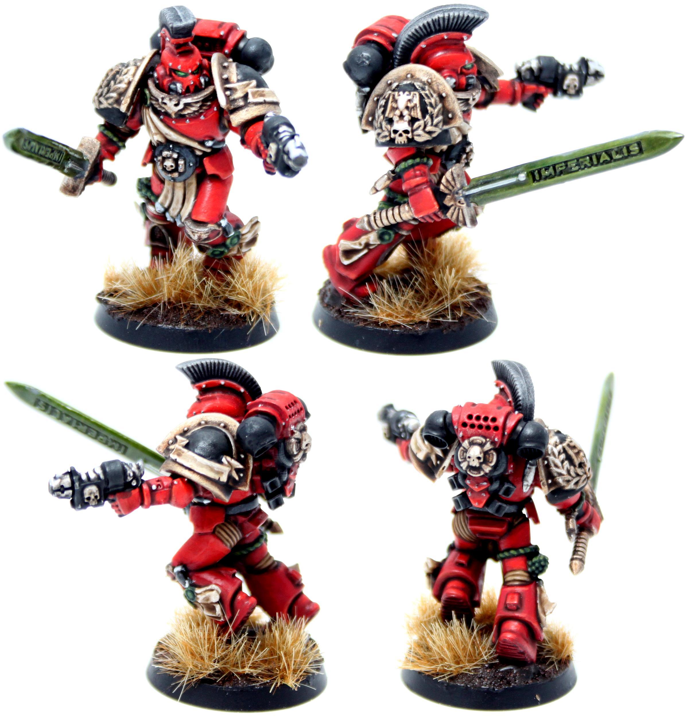 Power Sword, Sergeant, Space Marines