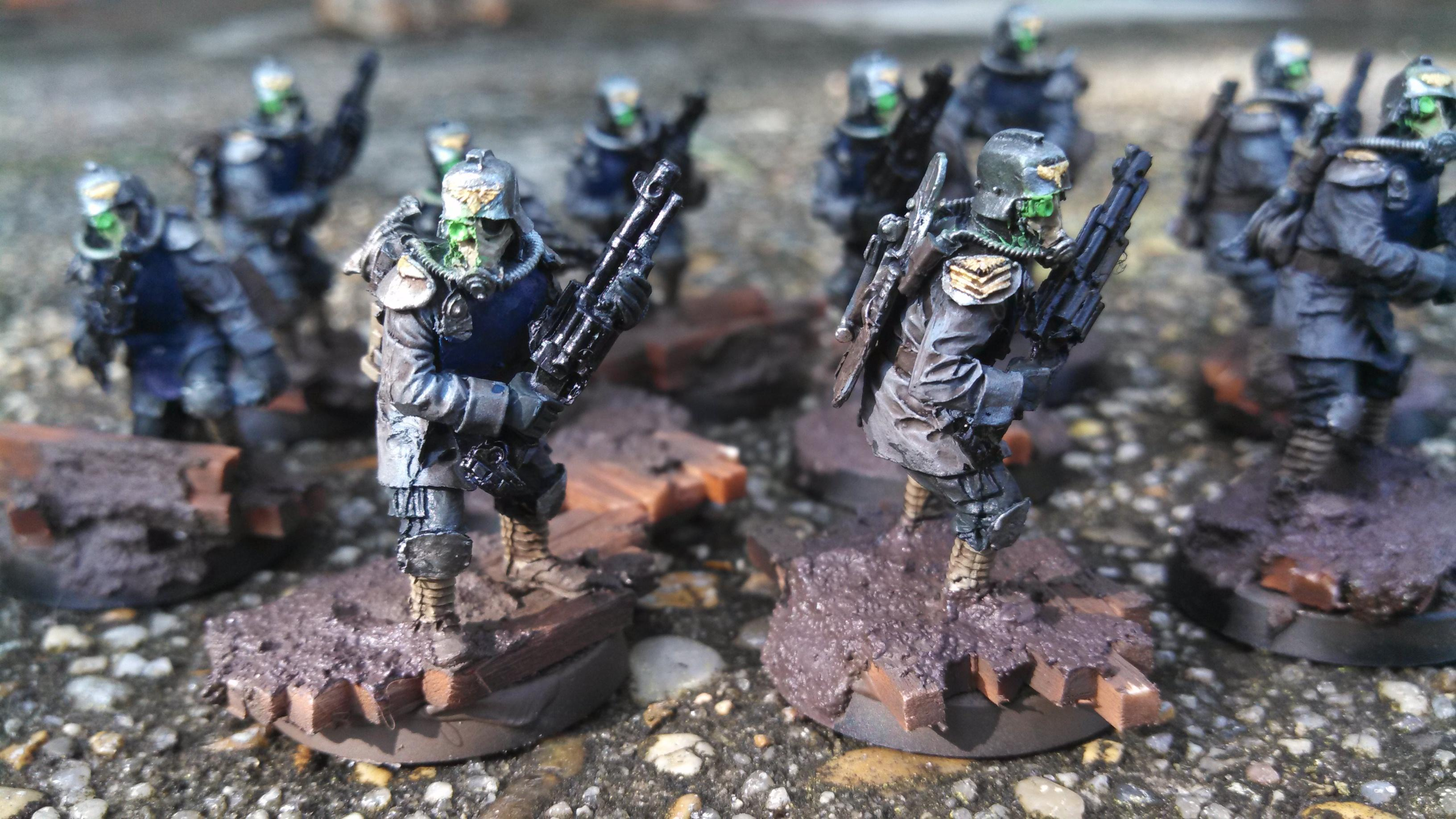 Death Korps of Krieg, Forge World, Imperial Guard