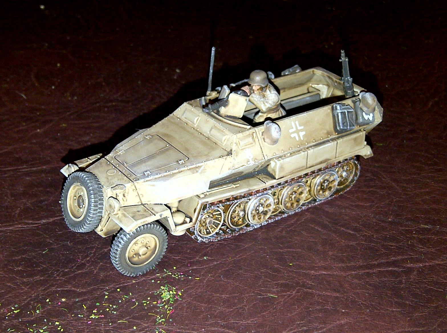 Bolt Action Hanomag