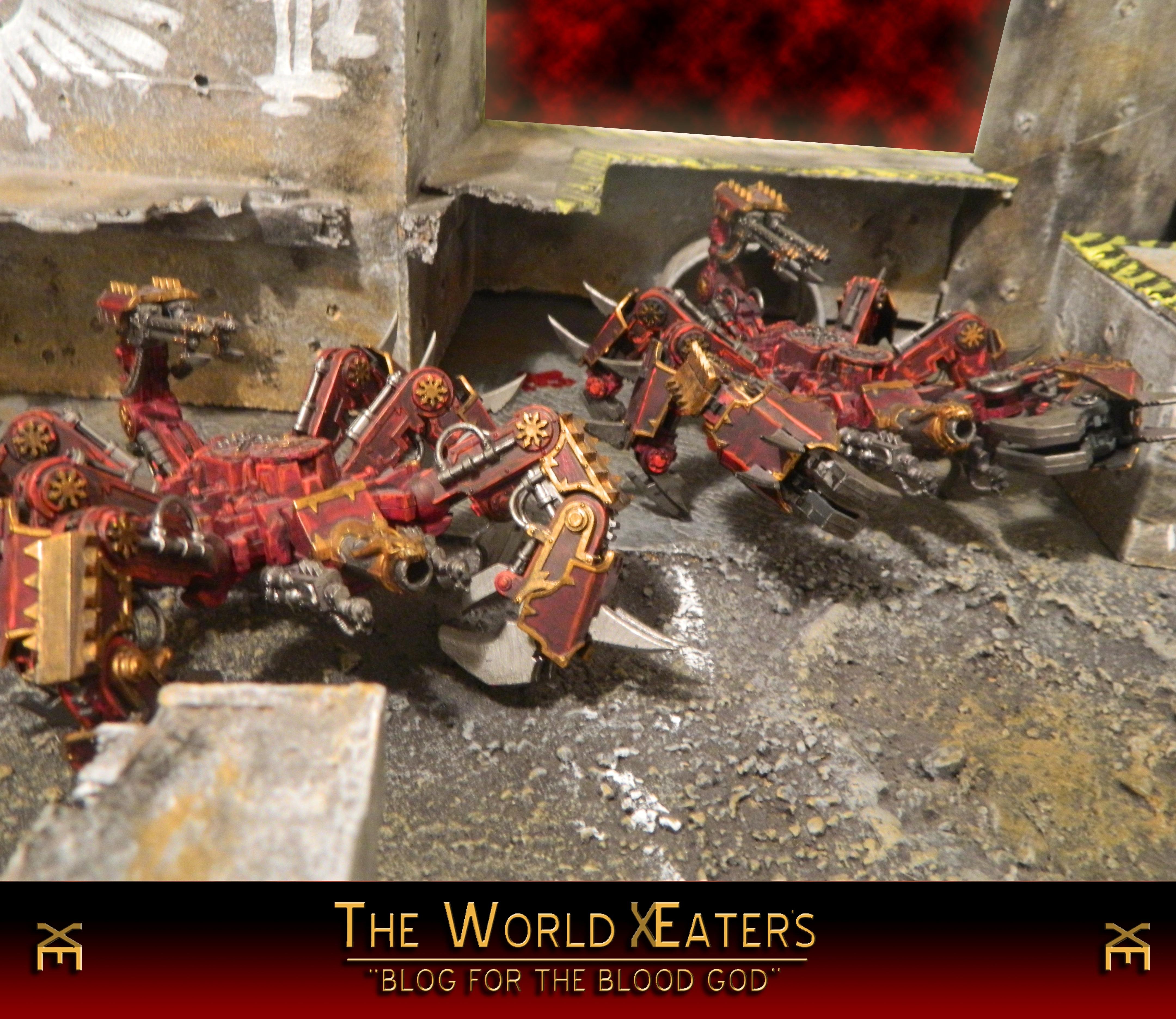 1 Tags Don't Go In The Description, 2 Let Me Help You With That, 3 You're Welcome, Anggrath, Angron, Army, Berserkers, Blood, Bloodcrushers, Bloodletters, Bloodthirster, Chaos, Chosen, Cultists, Daemon Prince, Daemons, Defiler, Forge World, Helbrute, Heldrake, Herald, Kharne, Khorne, Land Raider, Maulerfiend, Obliterators, Predator, Rhino, Skarbrand, Skull, Space Marines, Terminator Armor, Vindecator, World Eaters