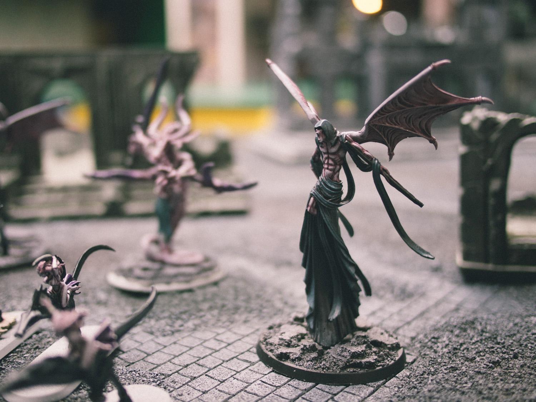 Ctan, Daemon Prince, Daemons, Juan Diaz, Necrons, Seekers, Seekers Of Slaanesh, Slaanesh