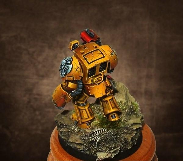Battle Damage, Space Marines, Tda, Terminator Armor