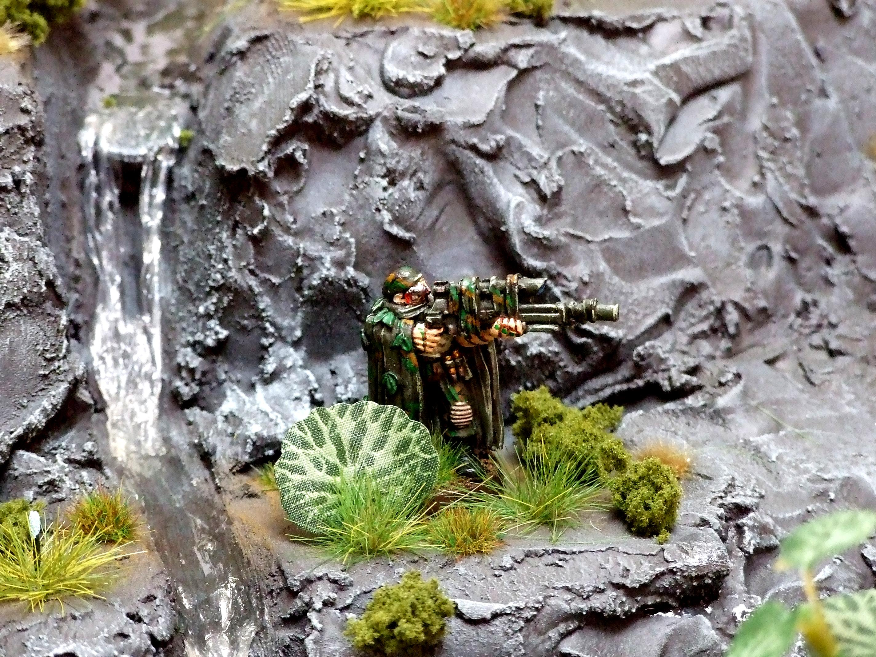 2013, Aop, Armies On Parade, Camo Cloak, Catachan, Imperial Guard, Jungle, Jungle Fighter, Jungle Scenery, Snipers, Warhammer 40,000, Winner
