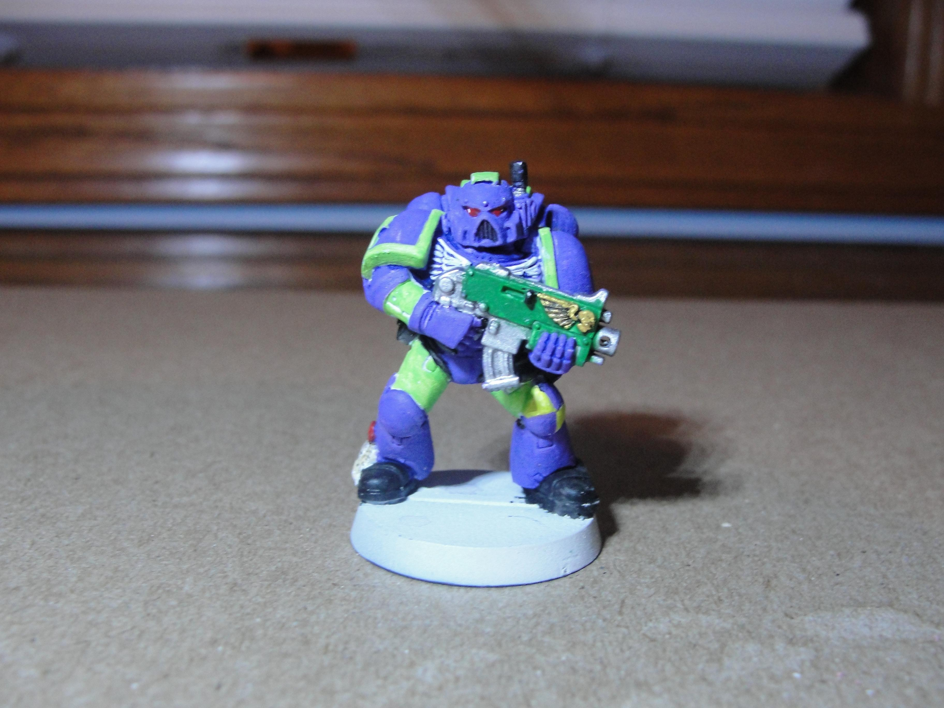 Standard Bolter Marine