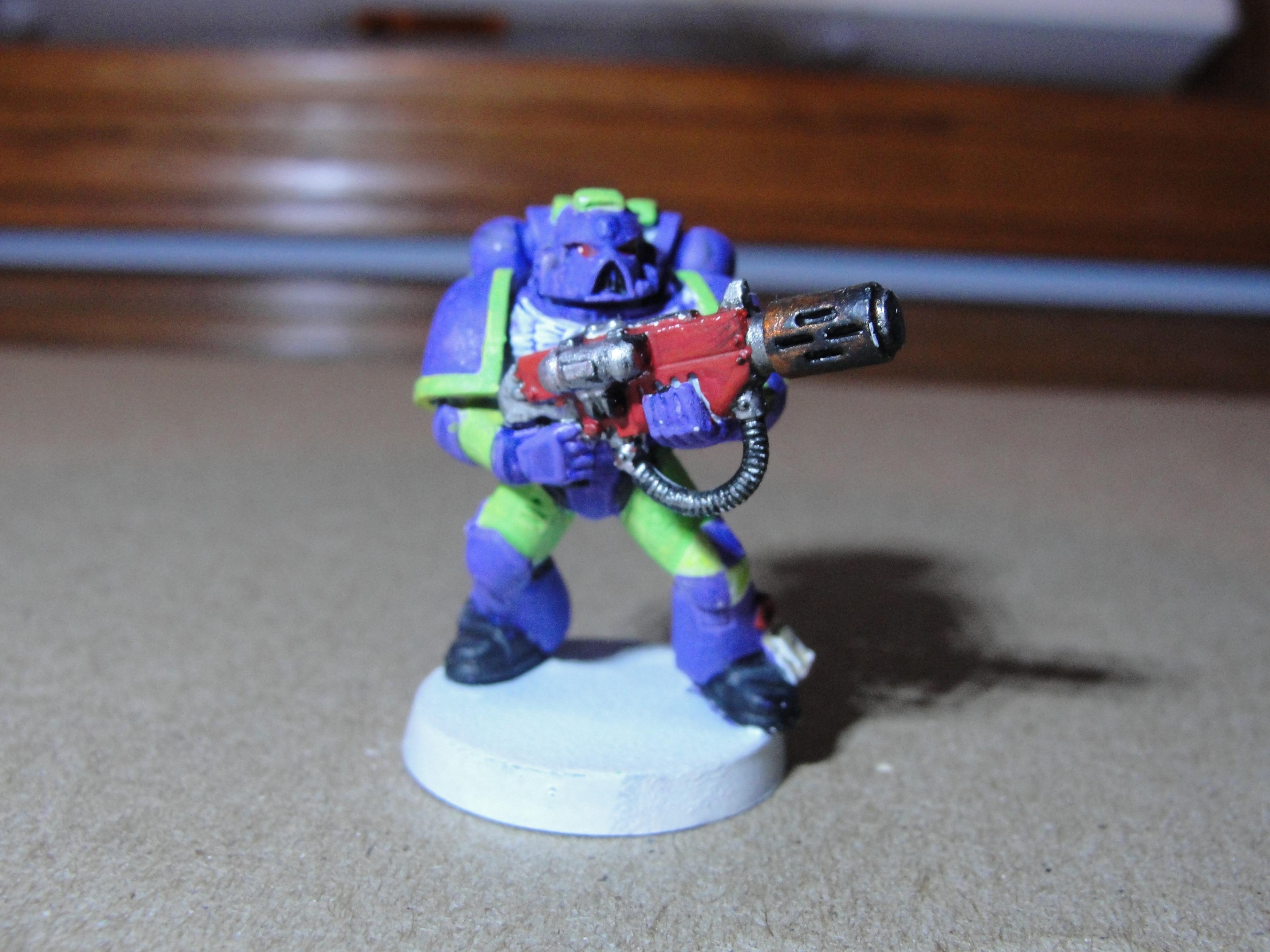 Melta Gun Marine