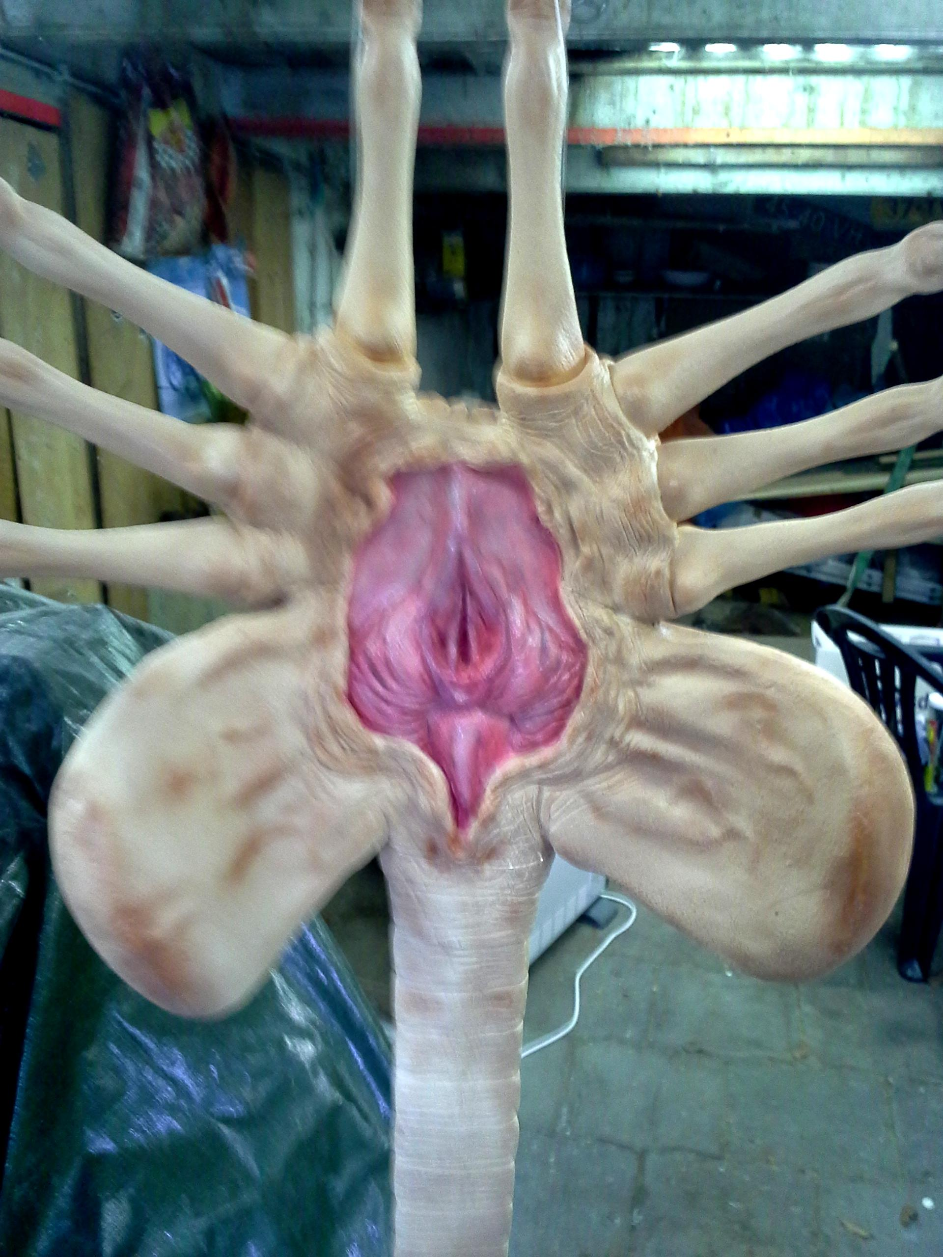 Aliens Facehugger 1:1