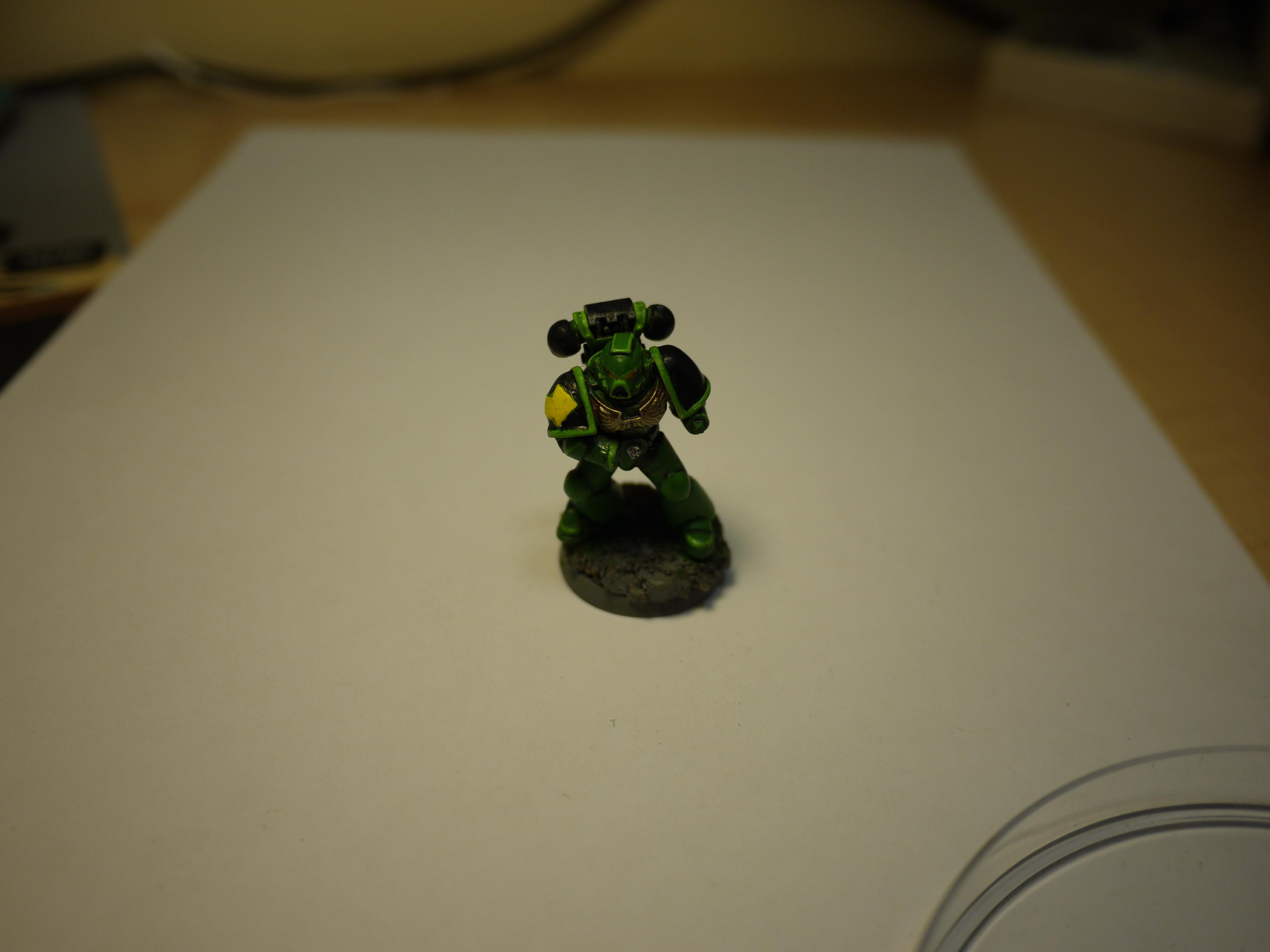 edge highlighted marine