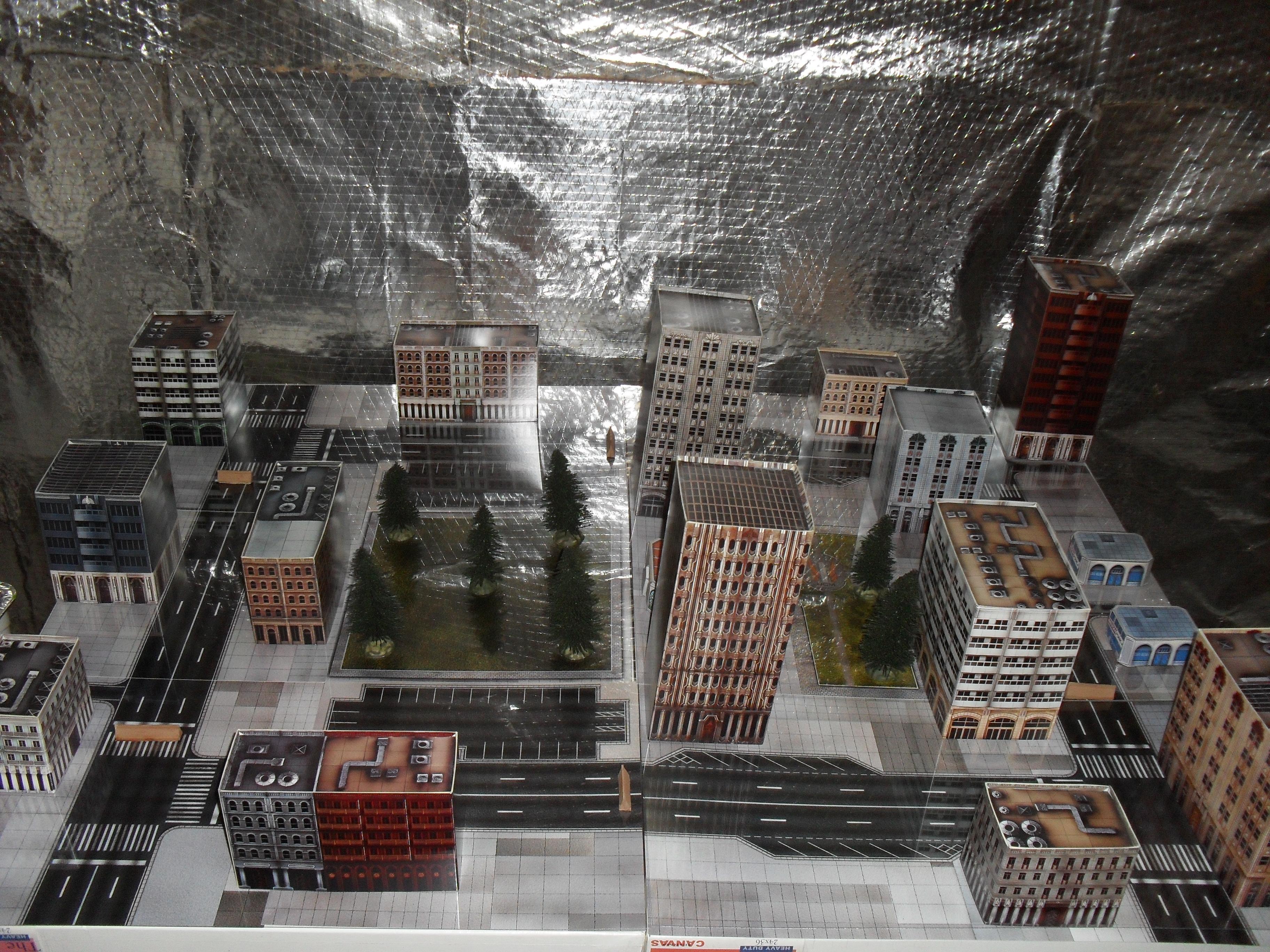 Cityscape, Cityscape Terrain Set