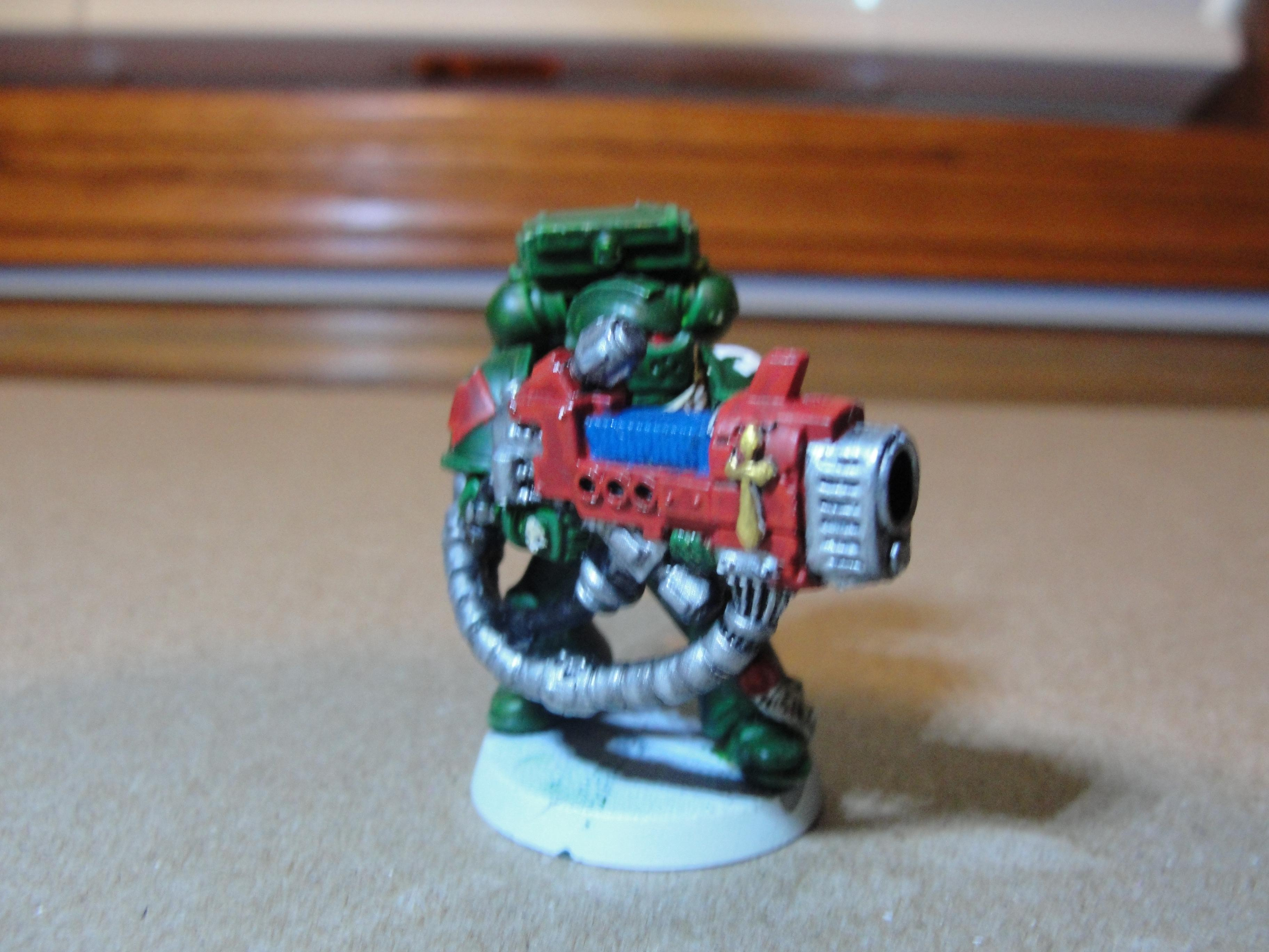 Plasma Cannon Marine