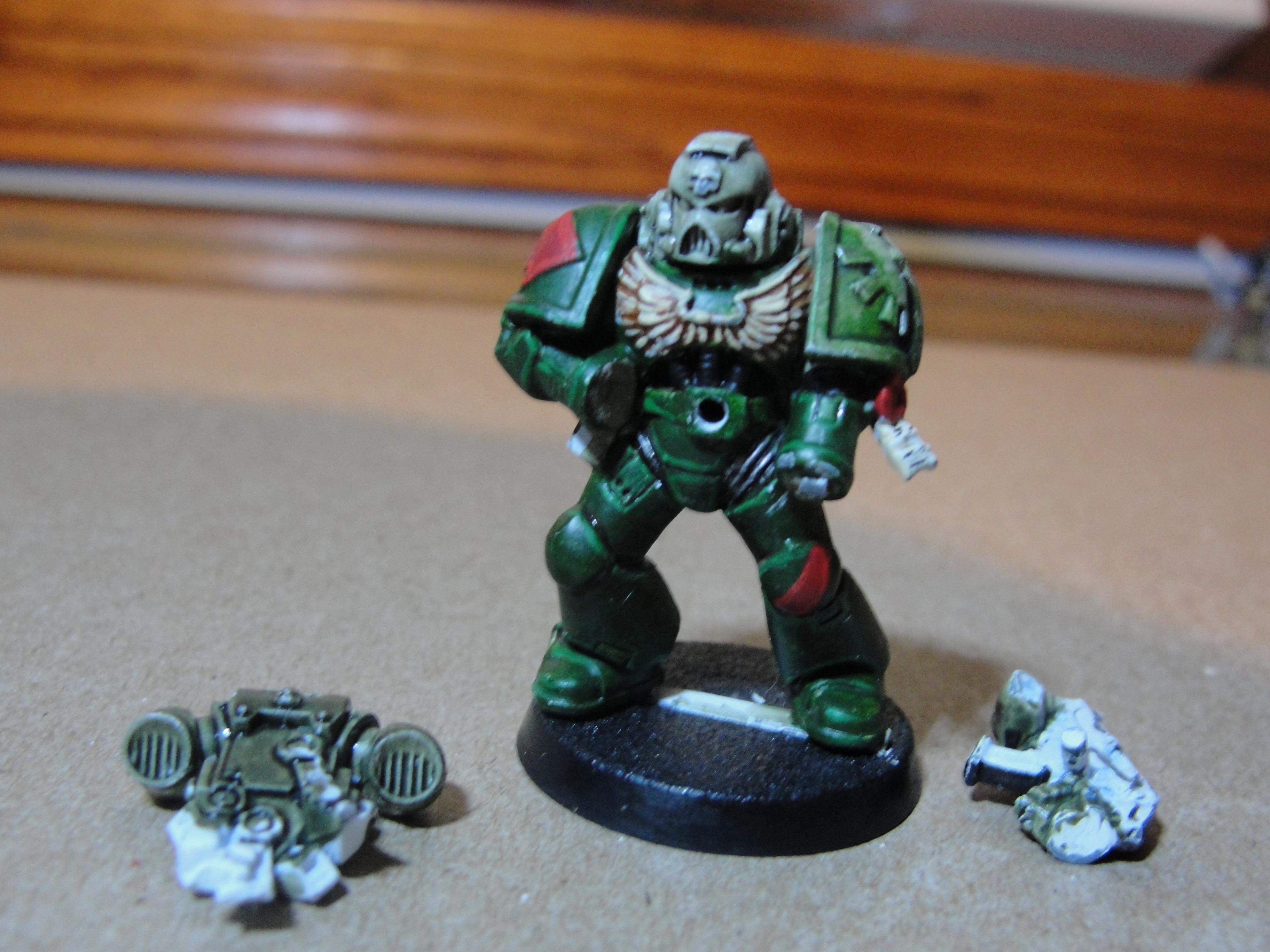 Tactical Marine en Route