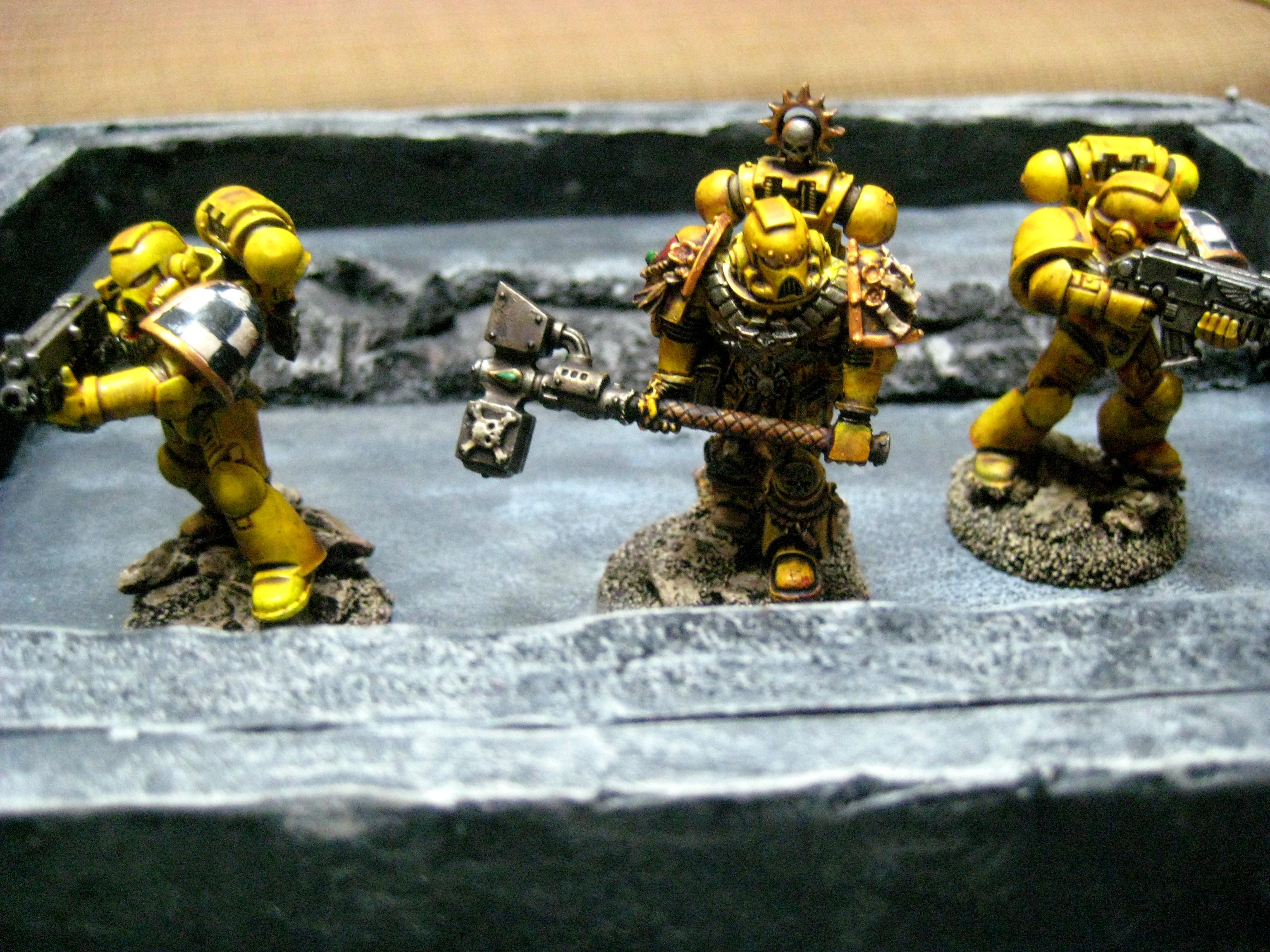 Blood Angels, Lamenters, Space Marines