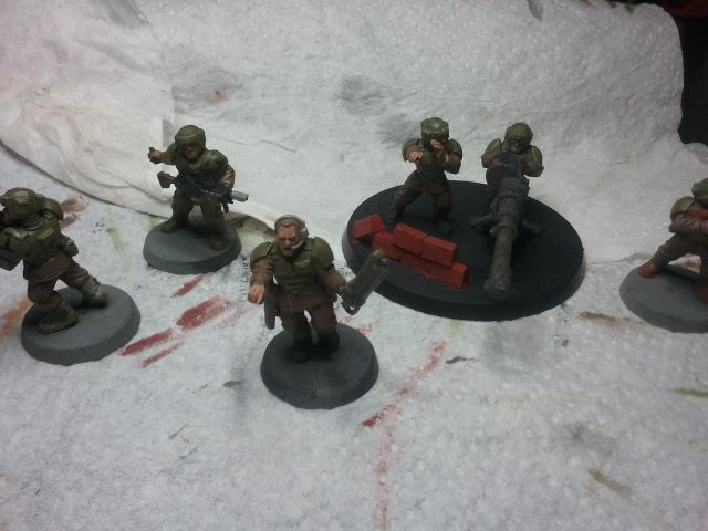 Imperial Guard Squad