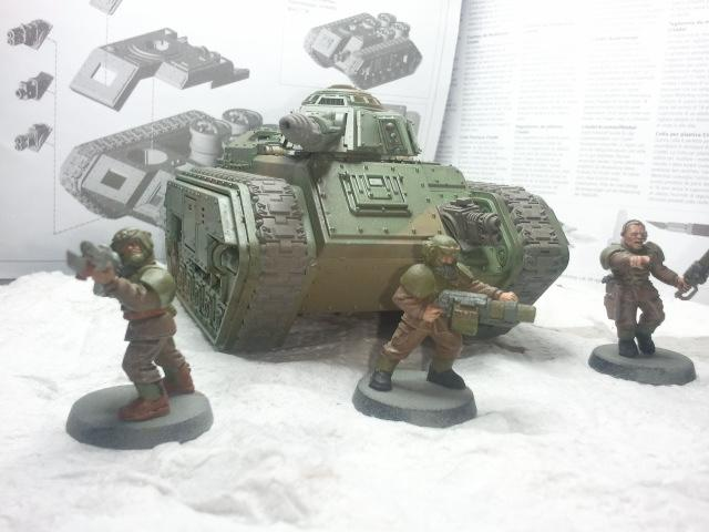 Am, Astra Militarum, Cadians, Chimera, Guardsmen, If, Imperial Guard