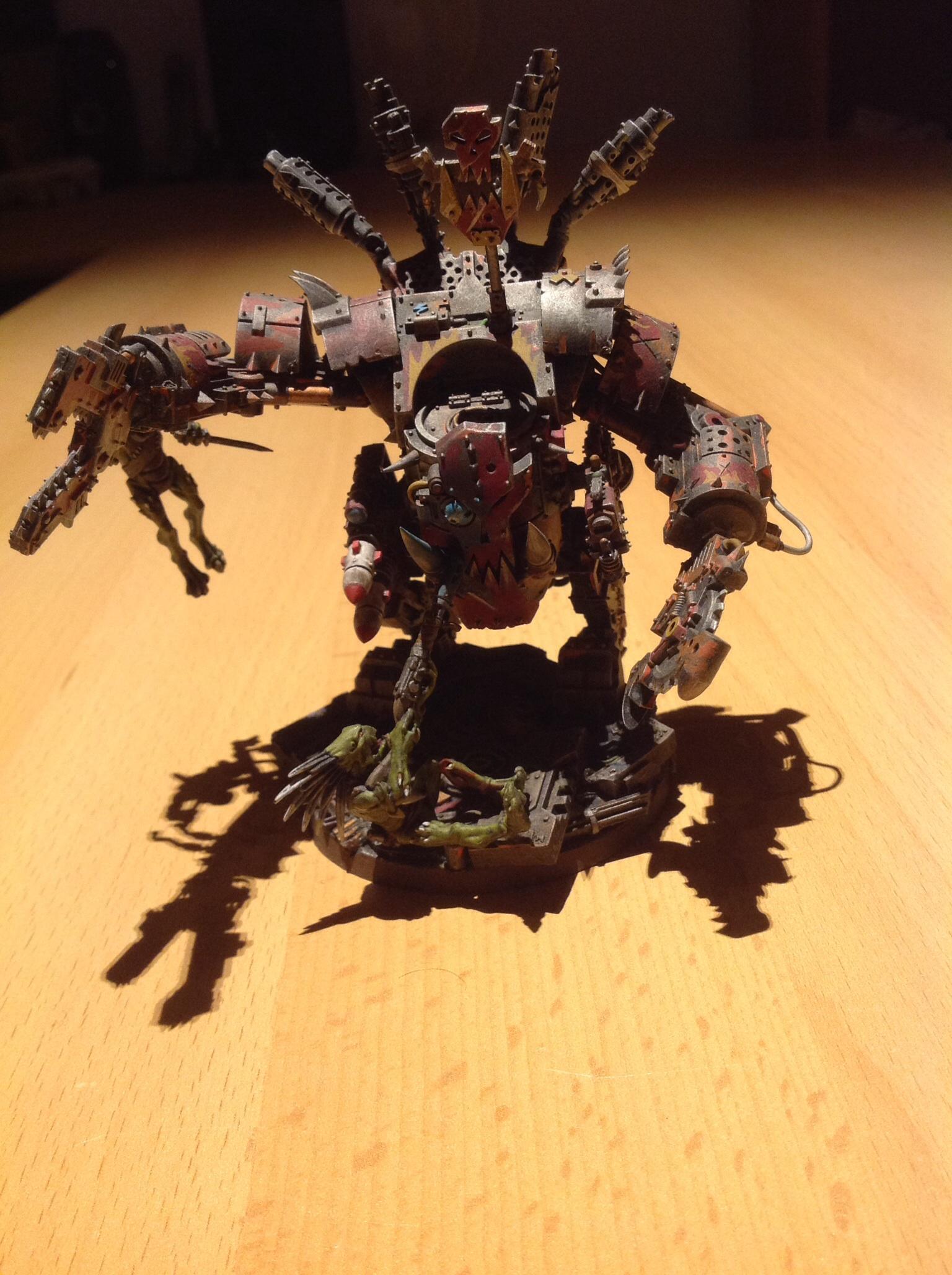 Bot, Orcs, Orks, Warhammer 40,000