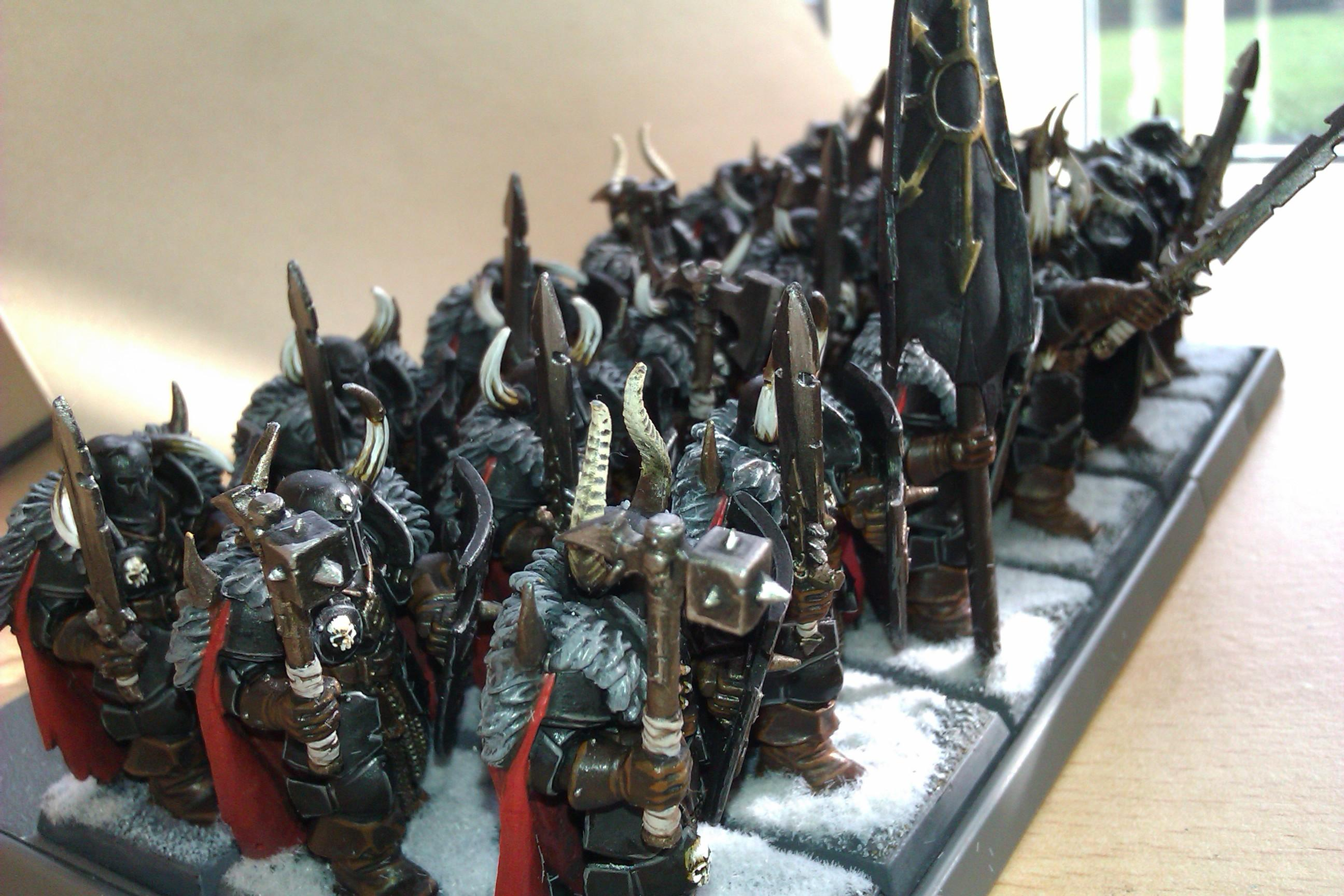 Chaos, Warhammer Fantasy