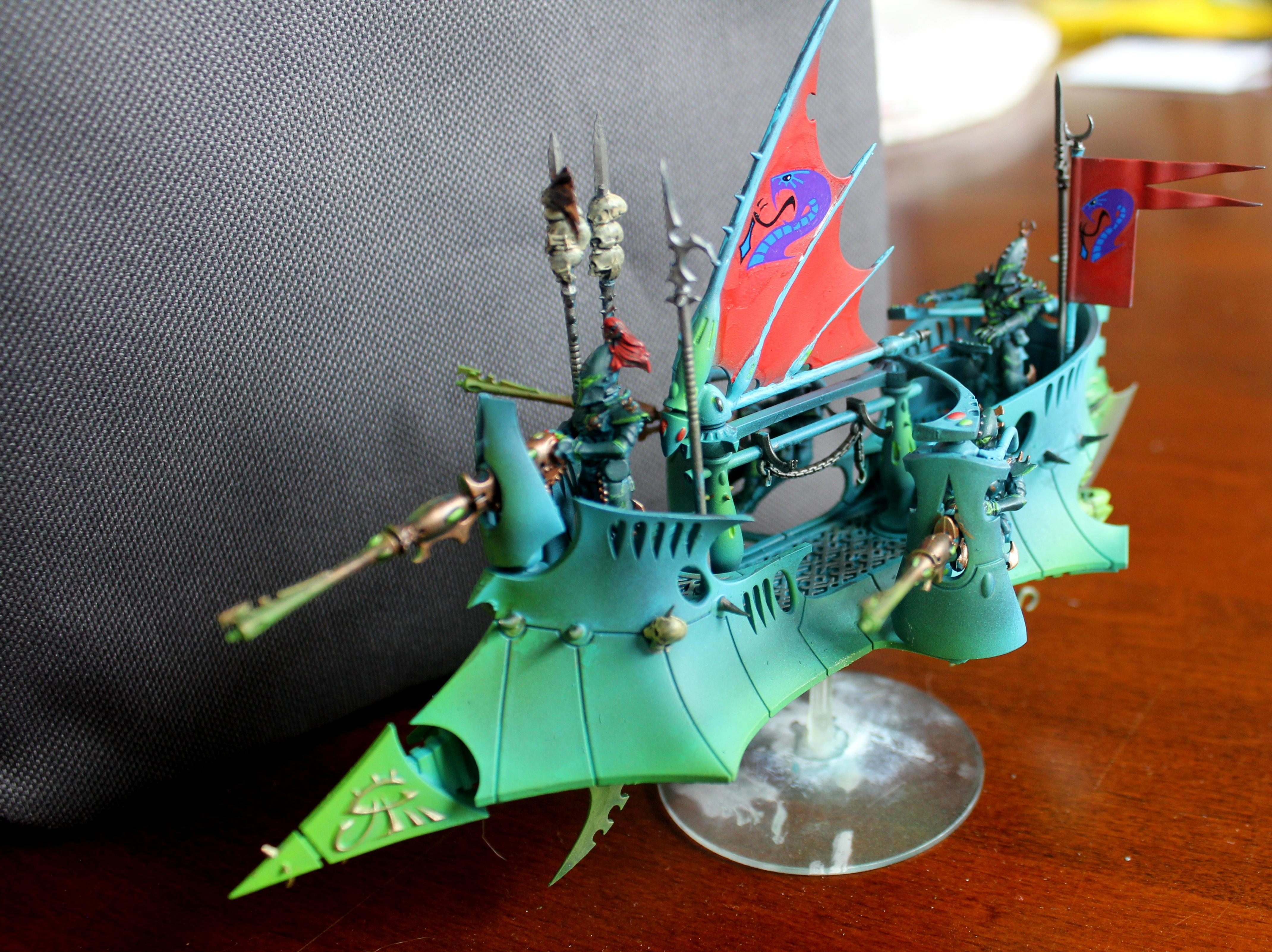 Dark Eldar, Games Workshop, Raider, Ravager, Warhammer 40,000, Warhammer Fantasy
