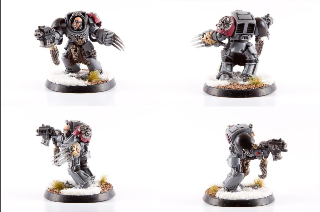 Space Wolf Terminator, Space Wolves, Wolf Guard, Wolf Guard Terminator