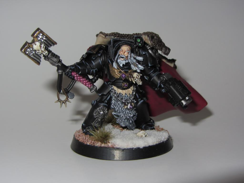 Space Wolves, Wolf Priest, Wolf Priest Terminator