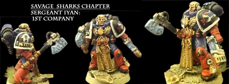 Chapter, Imperial Guard, Savage, Sharks, Warhammer 40,000, Warhammer Fantasy