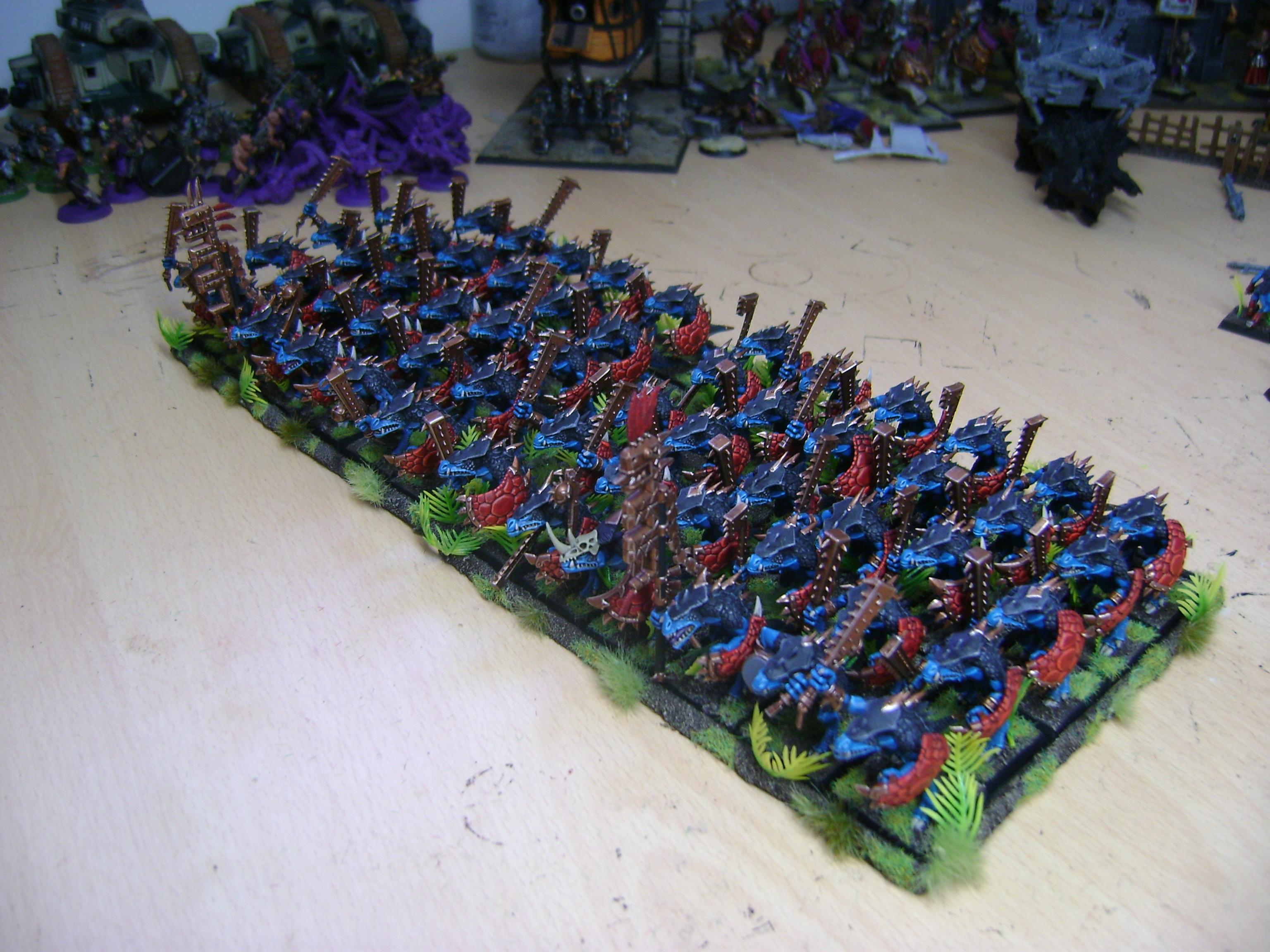 Lizardmen, Sarus Warriors