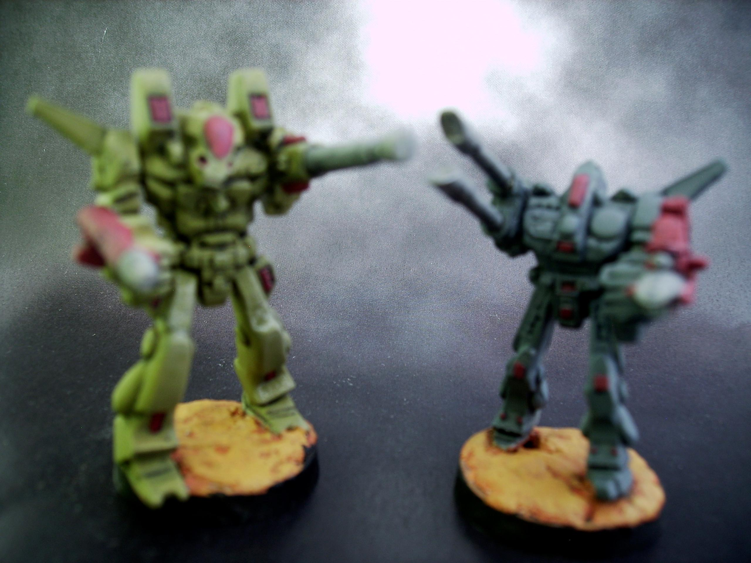 Mutants And Deathrays, Post Aopocalypse, Post Apoc