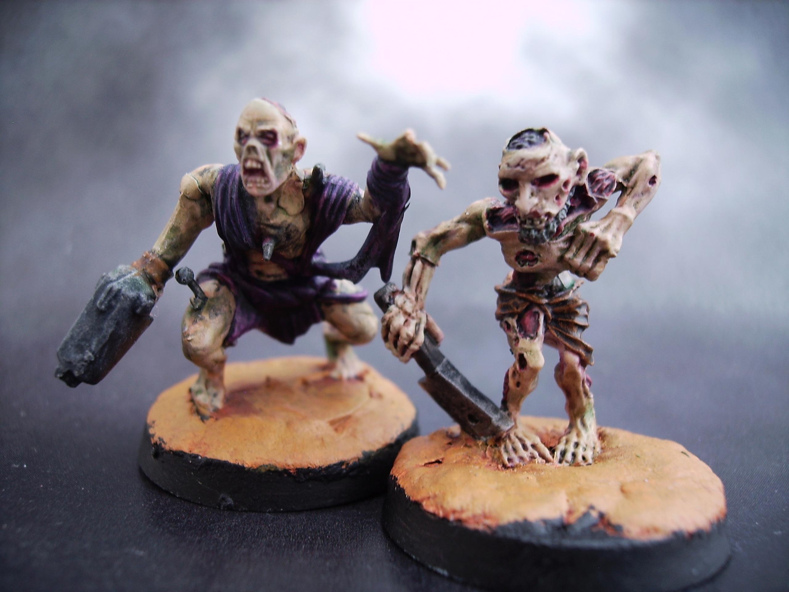 Mutants And Deathrays, Post Aopocalypse, Post Apoc, Zombie
