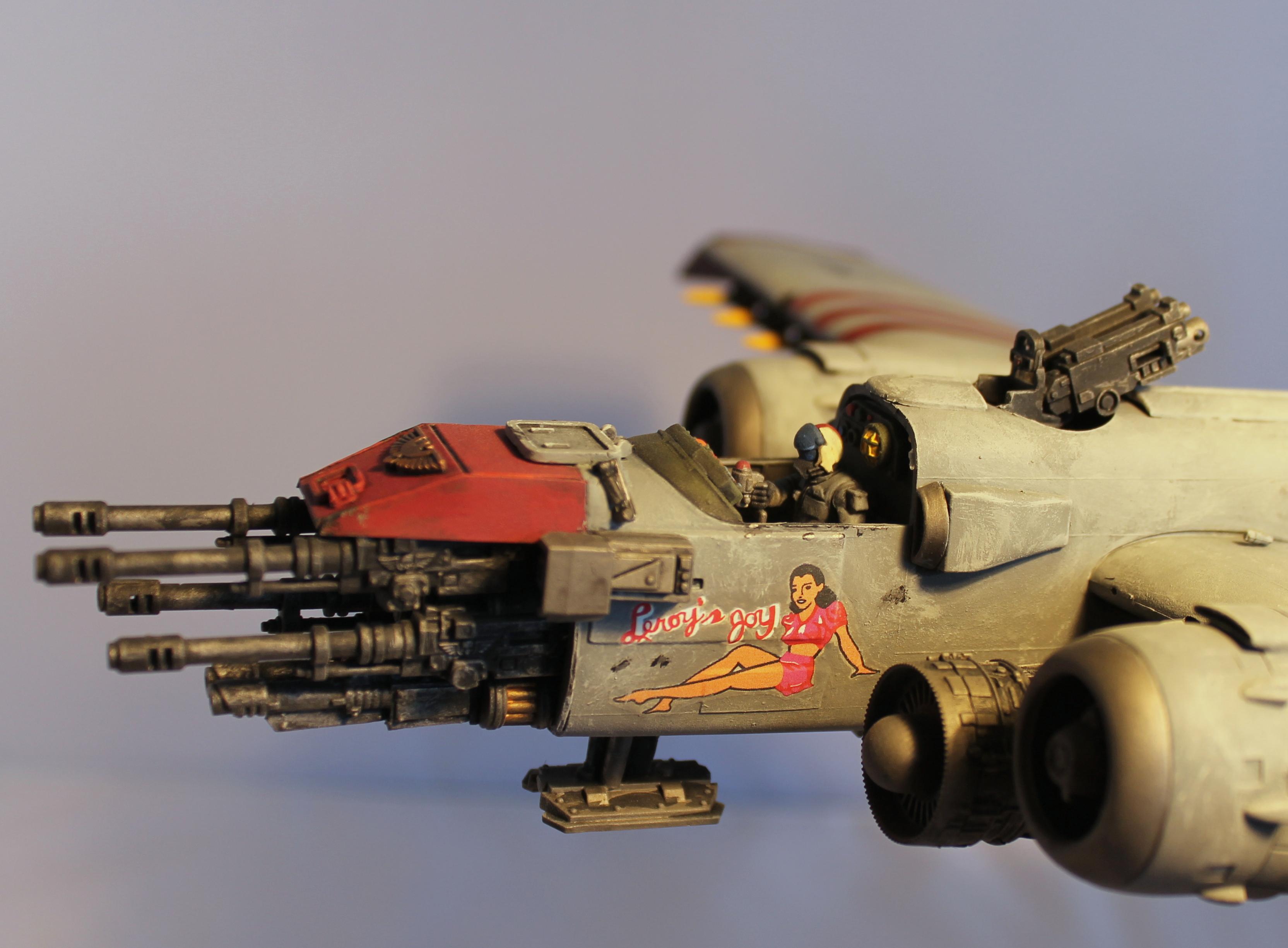 Bomber, Conversion, Marauders
