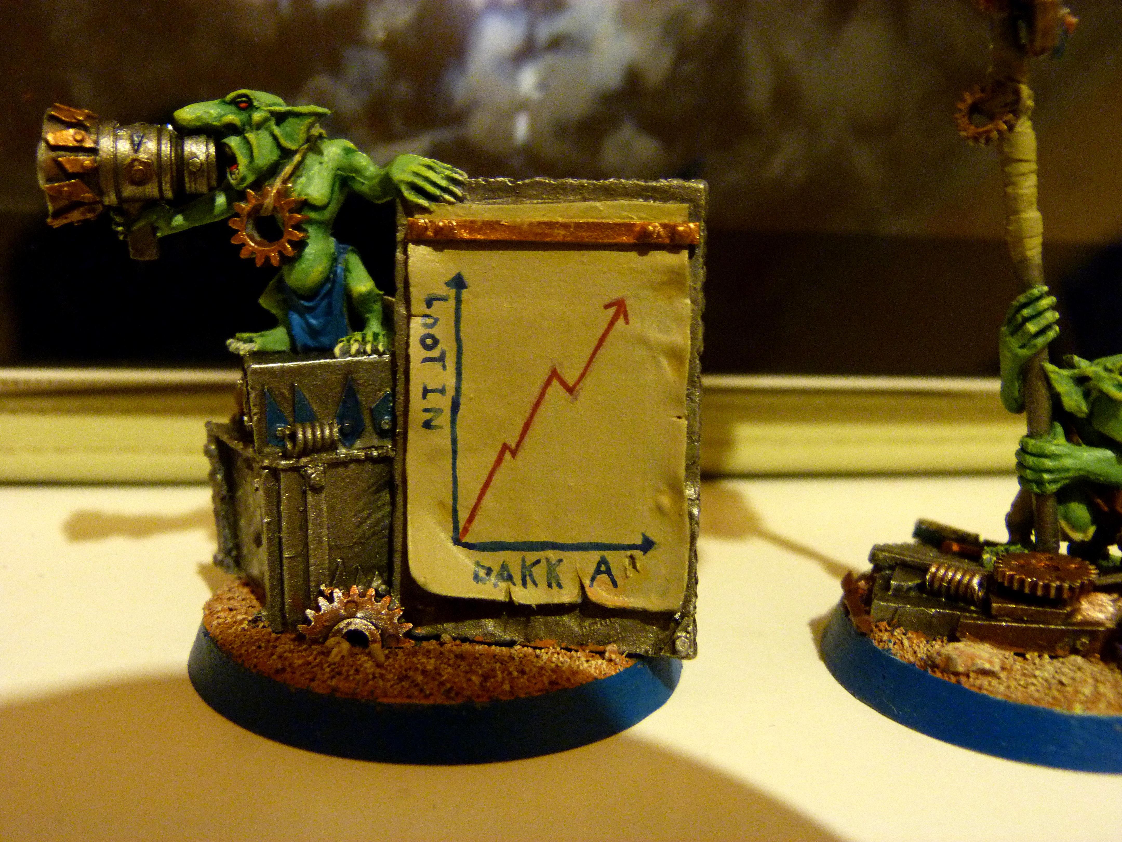 Grots, Objective Marker, Orks