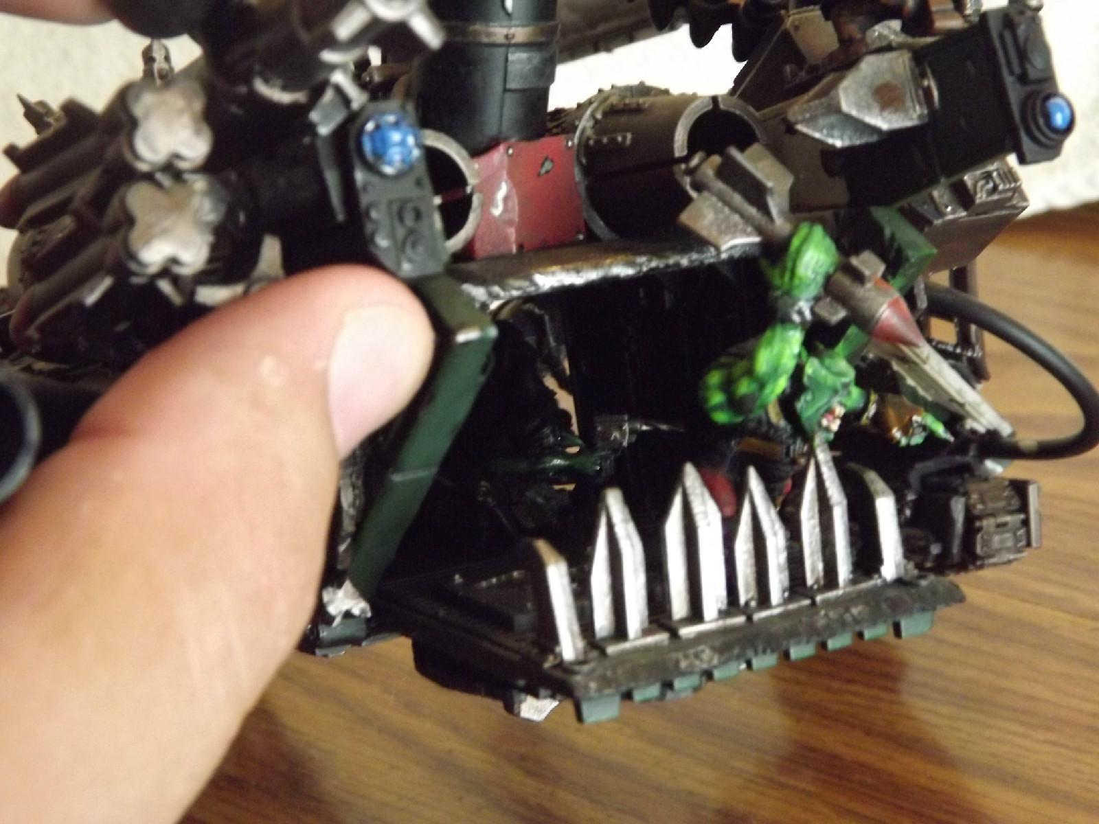 Battlewagon, Custom, Kustom, Looted Wagon, Orks, Vendetta, Vulture, Warhammer 40,000