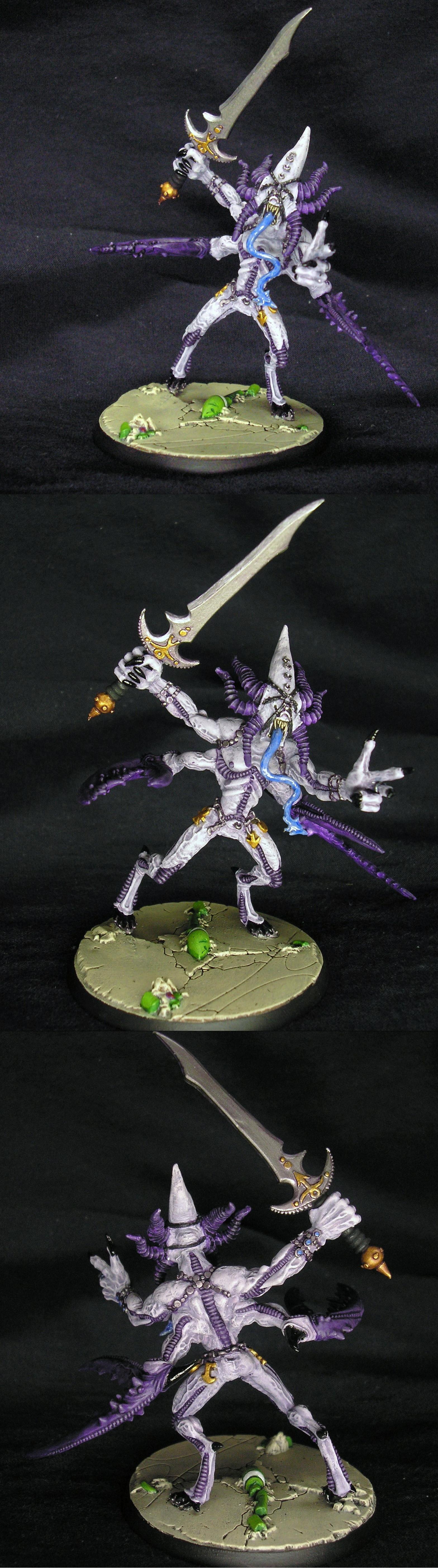 Daemons, Greater Daemon, Keeper Of Secrets, Slaanesh