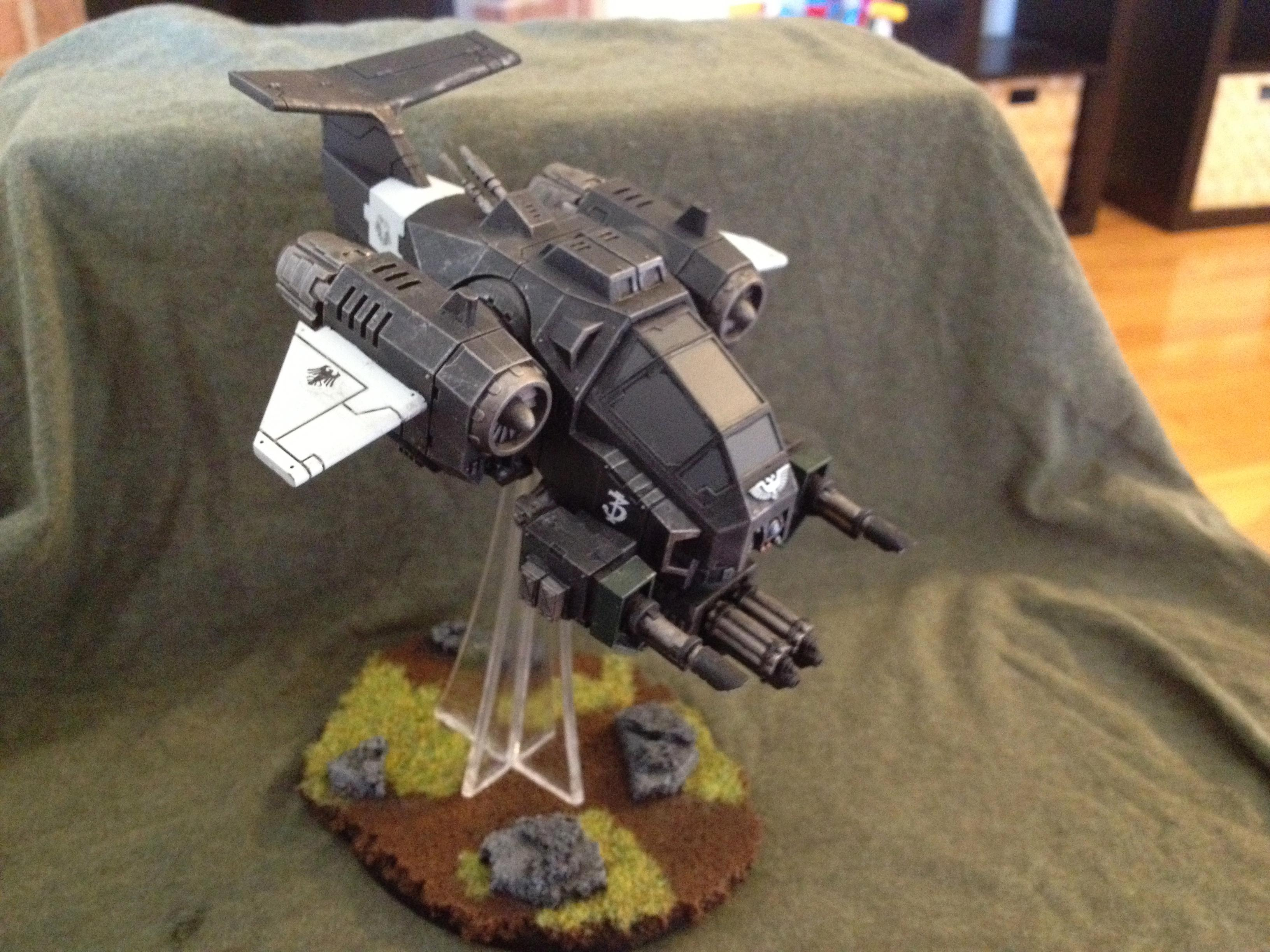 Raven Guard, Space Marines