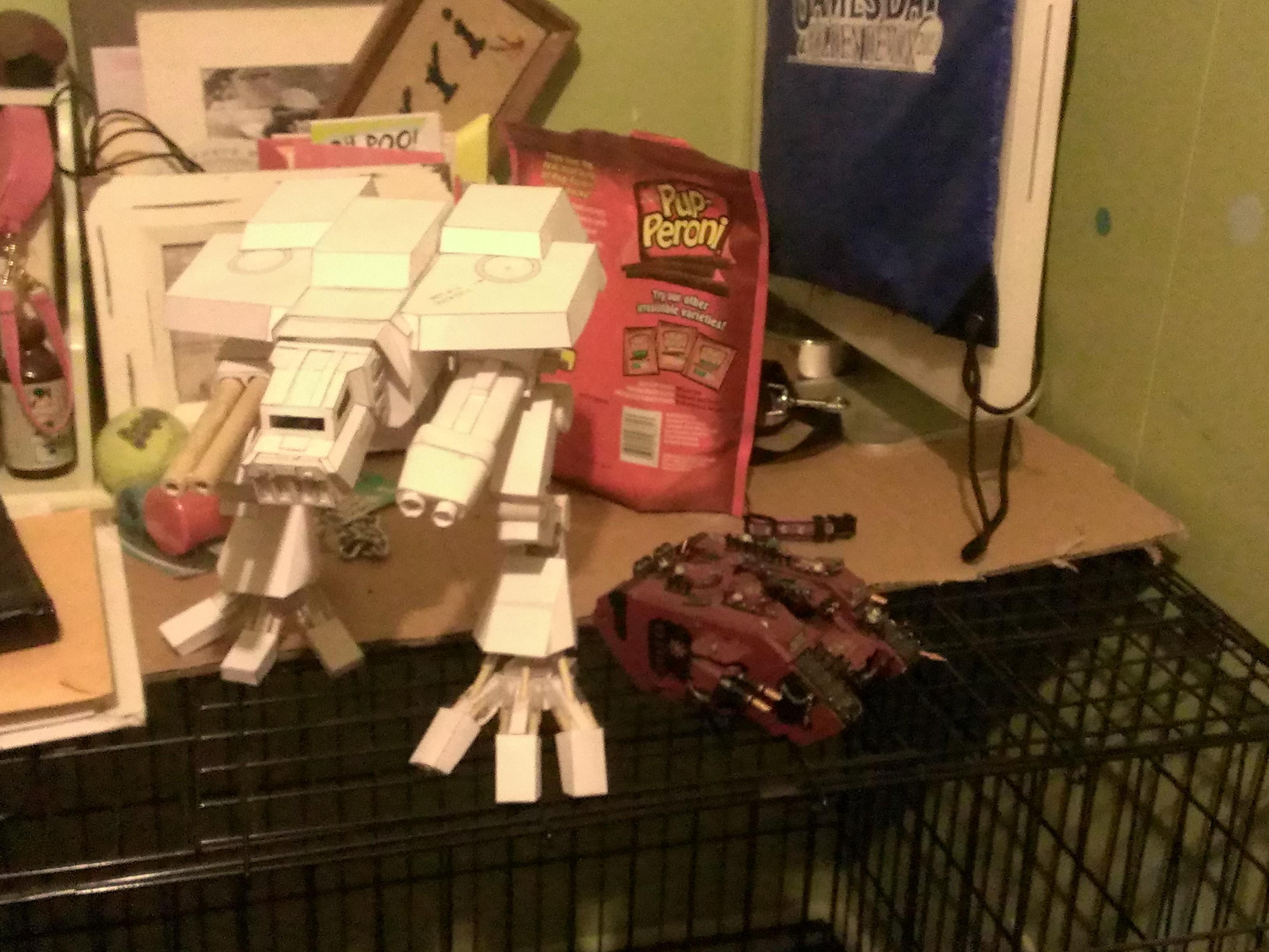 paper warhound 1