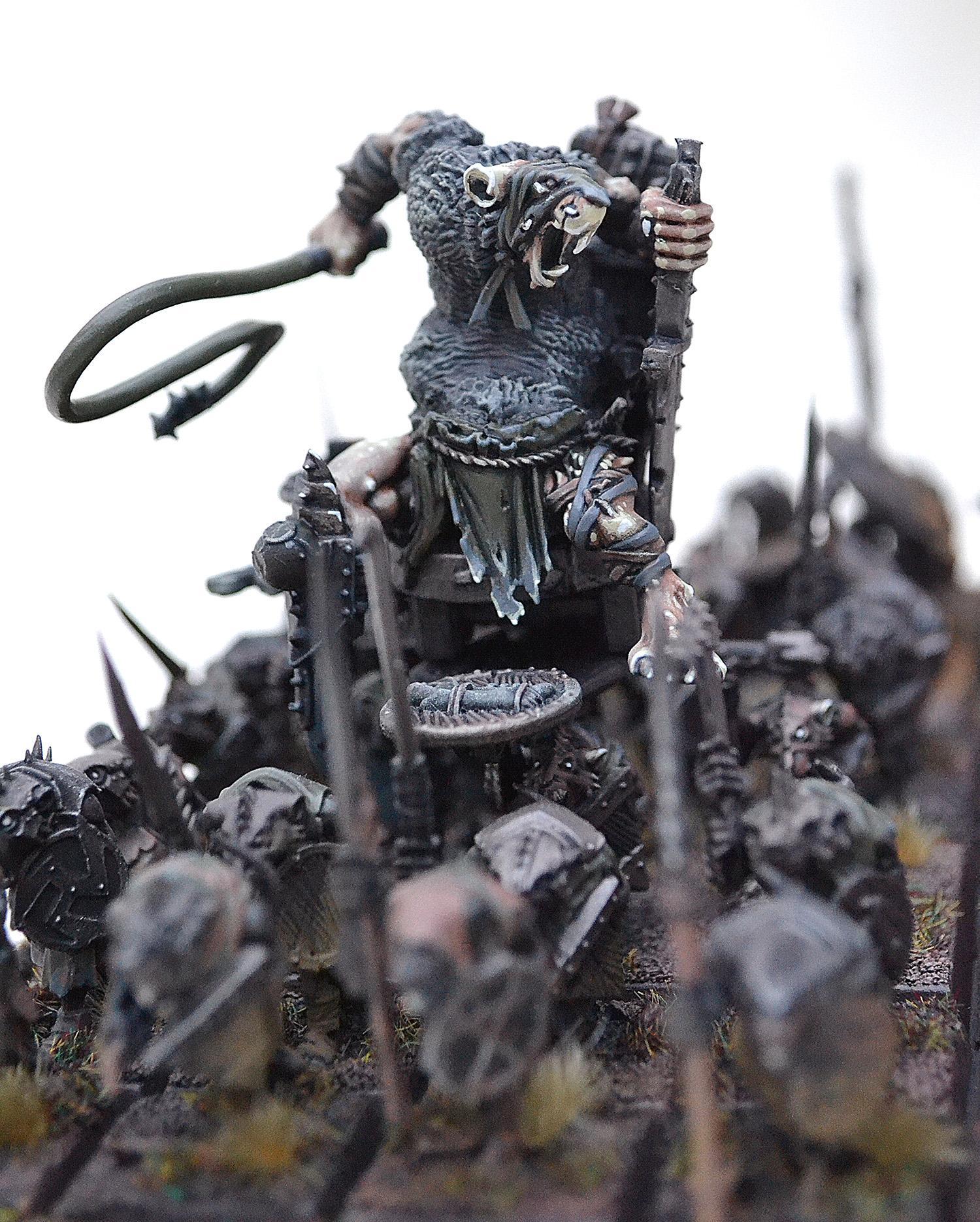 Kitbash, Skaven, Warlord