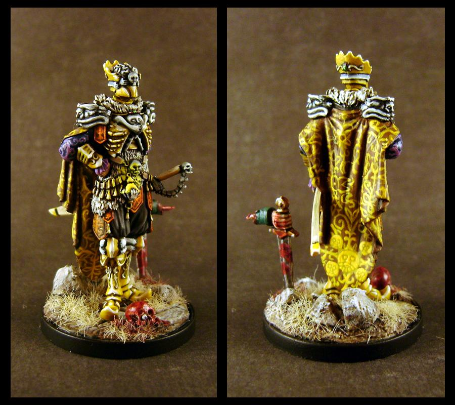 Kingdom Death, King's Hand - Kingdom Death