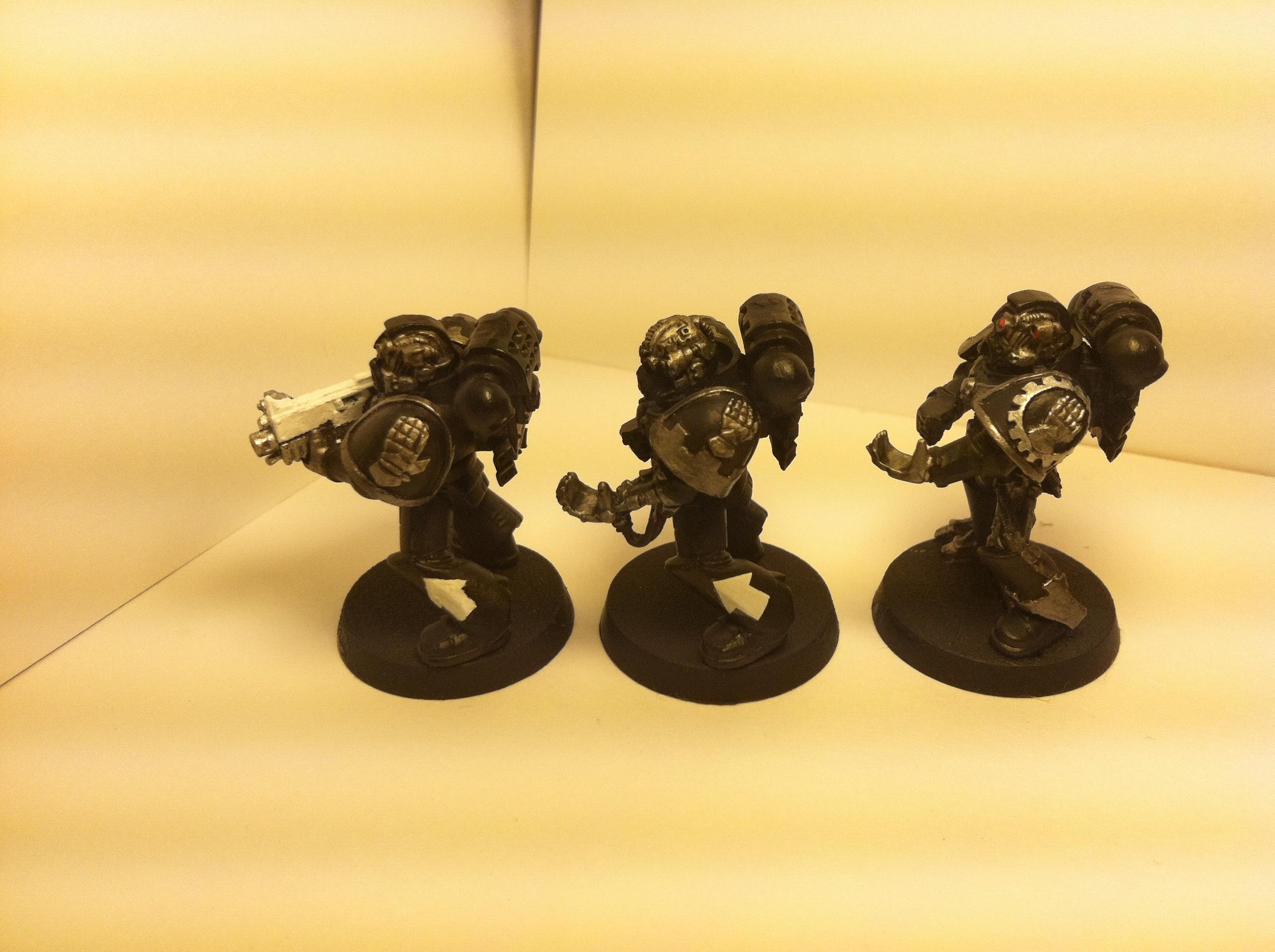 Iron Hands, Space Marines