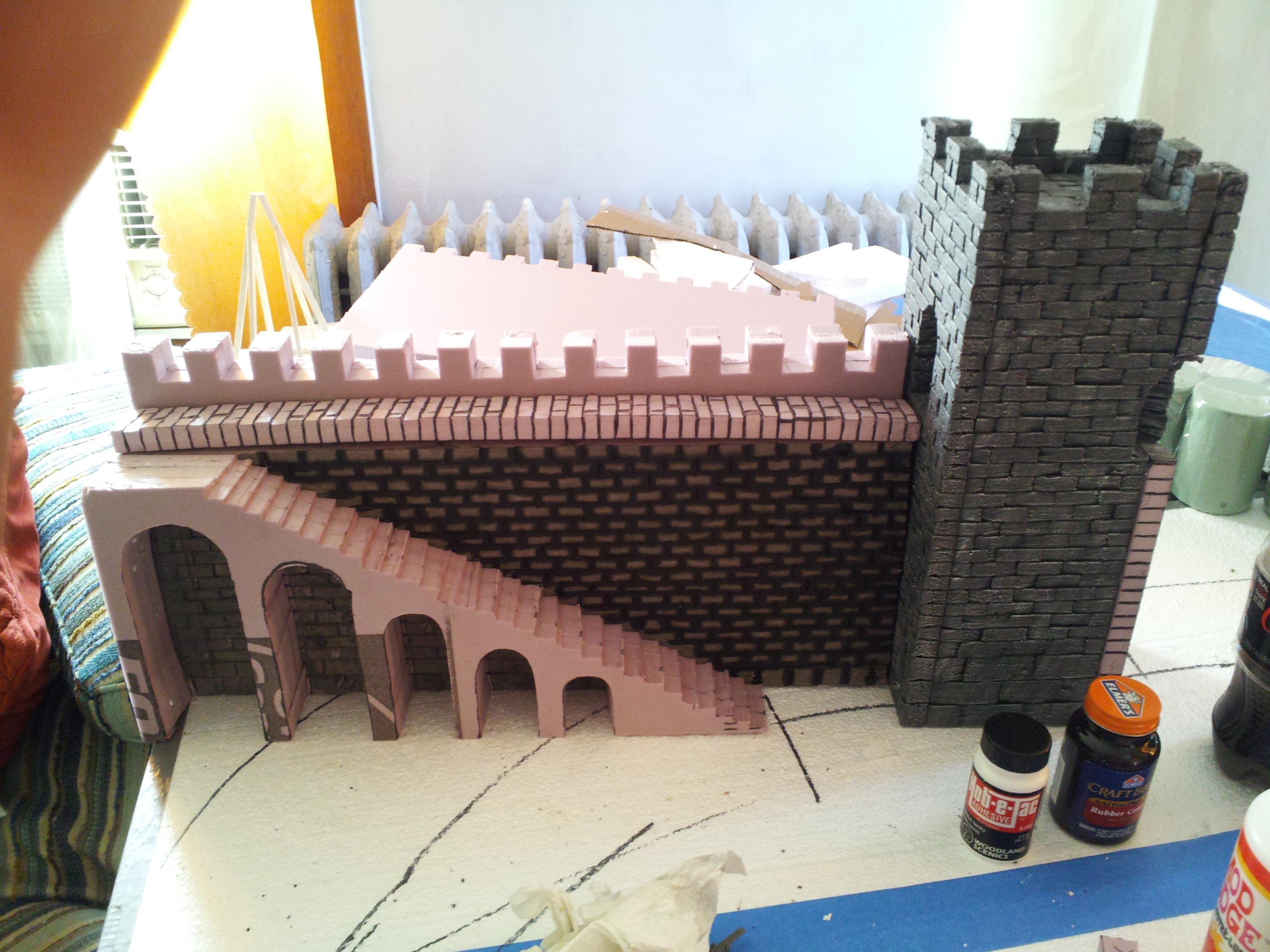 Terrain, Inner Wall Phase 1