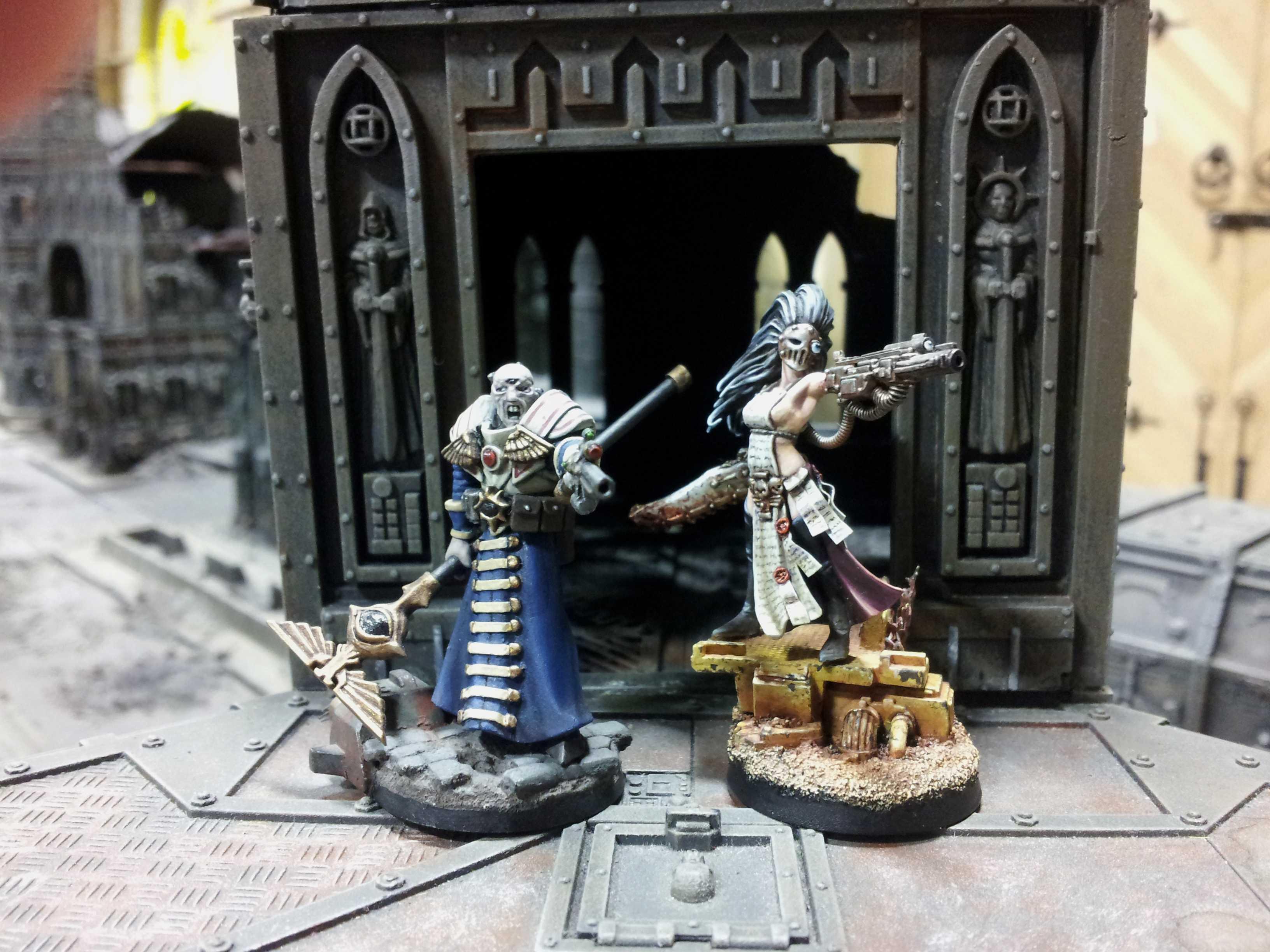 Inquisitor, Jrn, Navigator, Pimp My Wizard, Warhammer 40,000