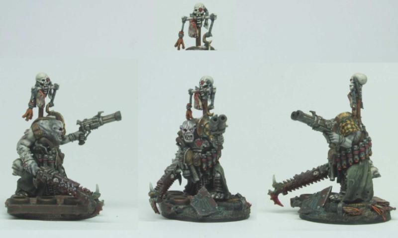 Mutant, Necromunda, Scavvy
