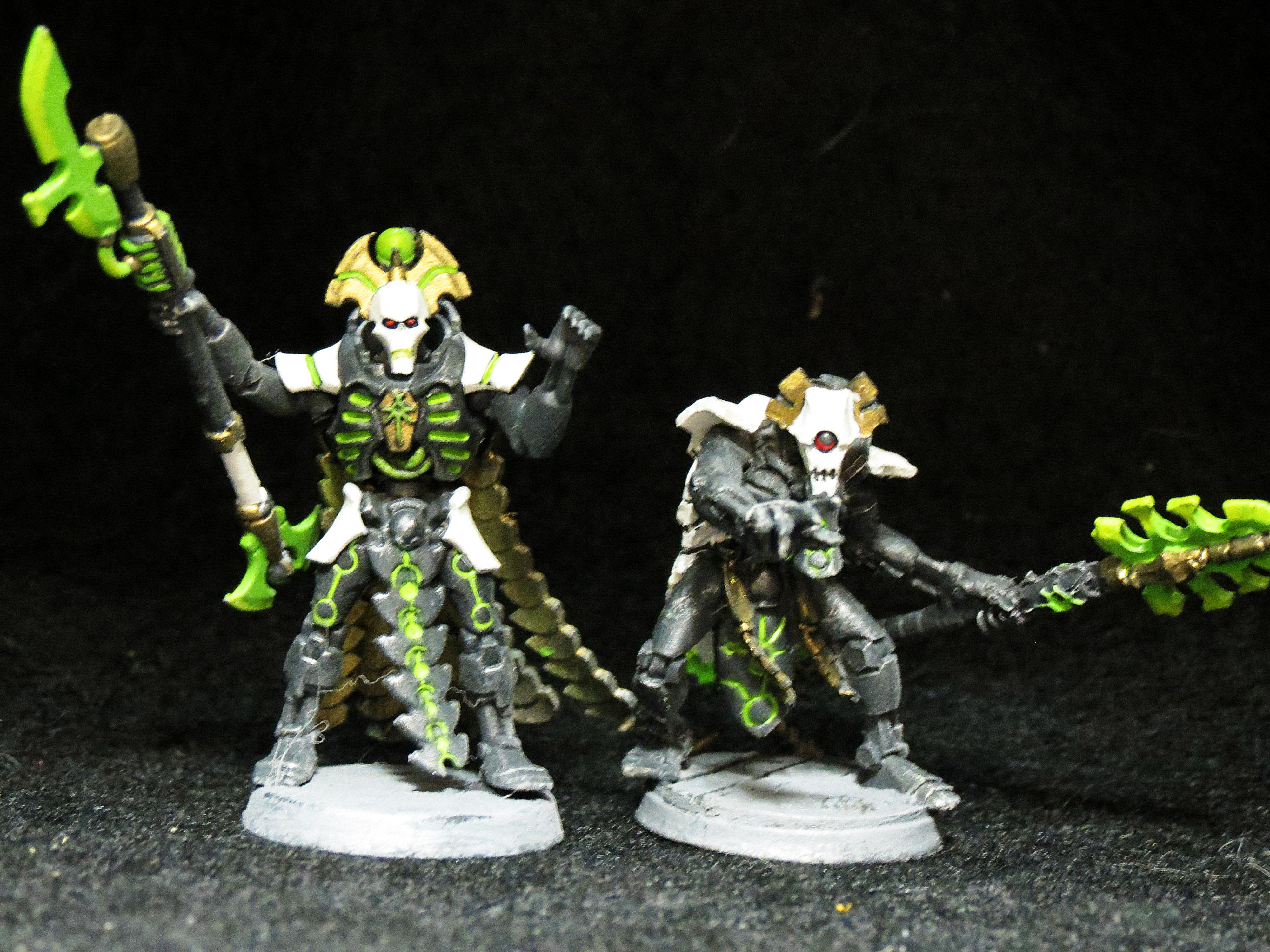 Cryptek, Necrons, Overlord