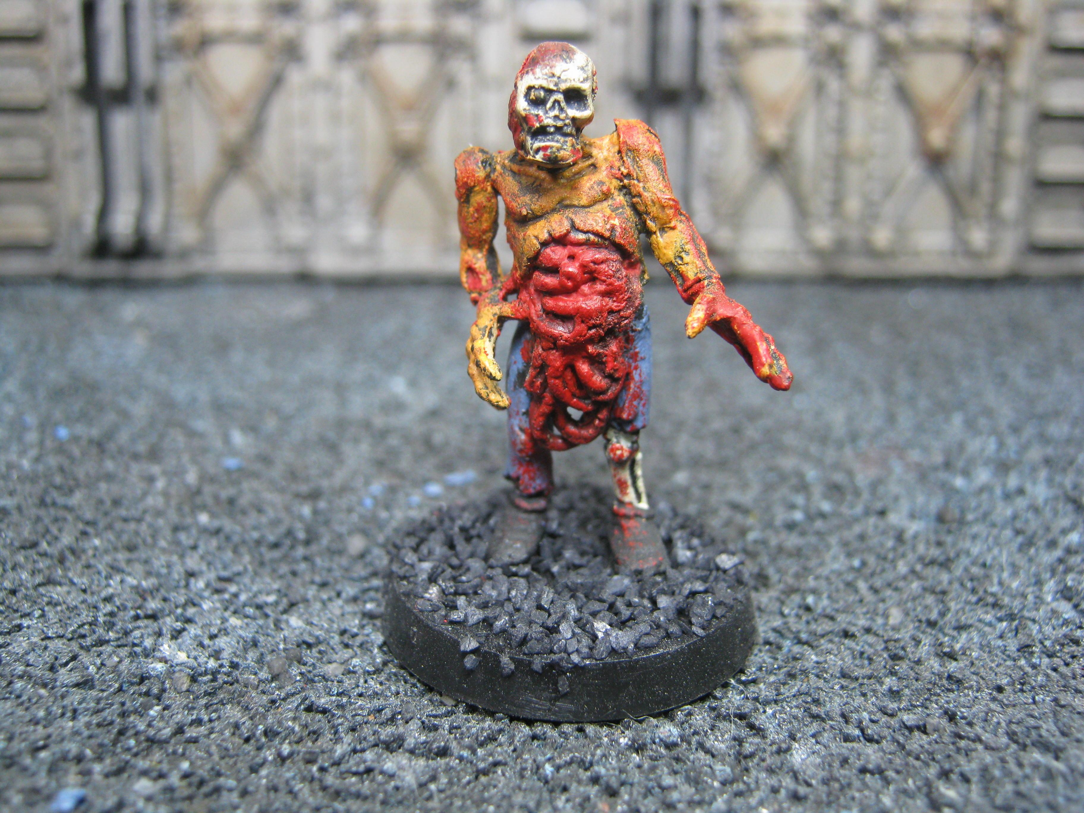 Conversion, Cultisis, Necromunda, Plague Zombies, Warhammer 40,000