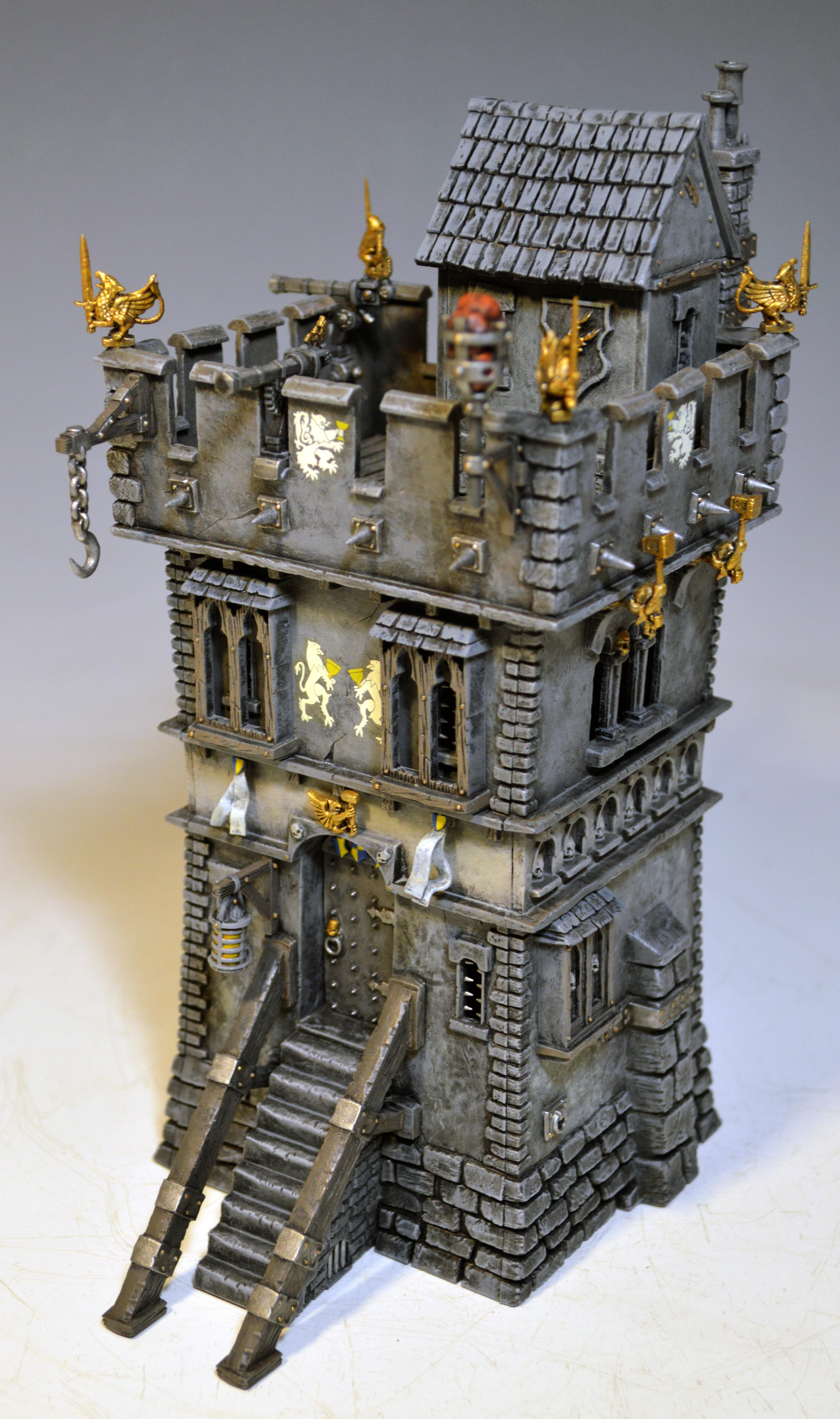 Terrain, Warhammer Fantasy, Watchtower