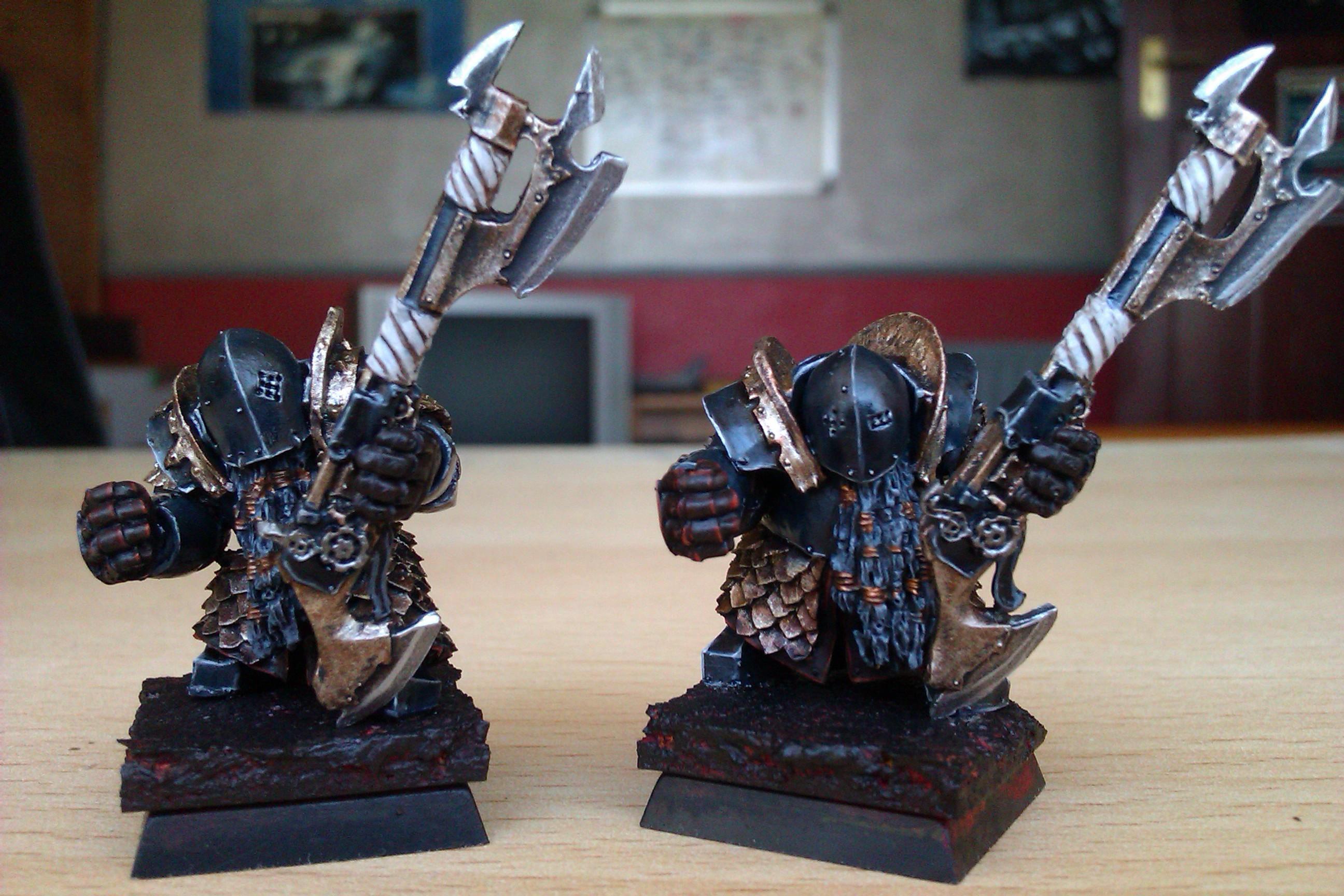 Chaos Dwarf, Forge World, Warhammer Fantasy
