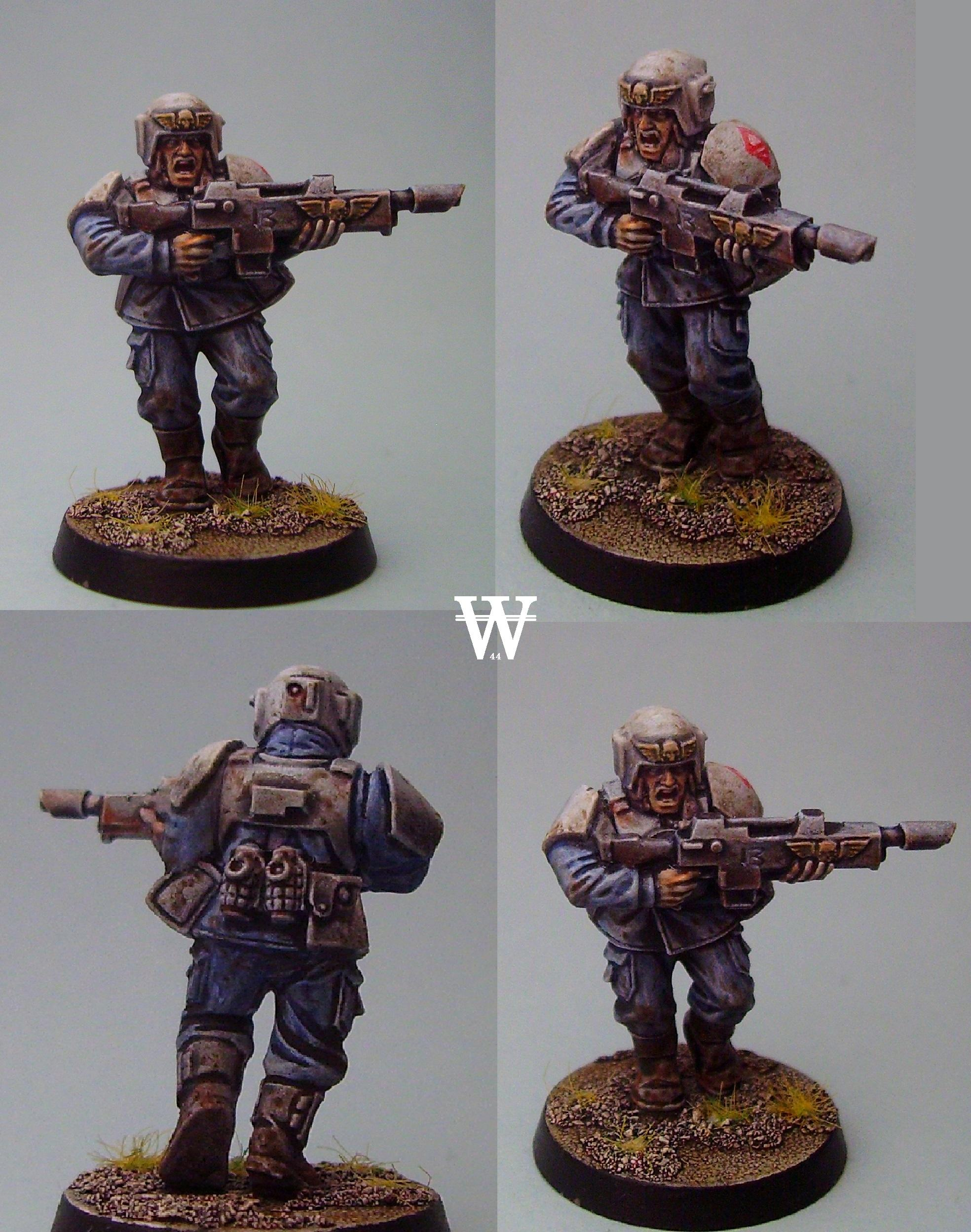 Cadians, Guard, Guardsmen, Imperial