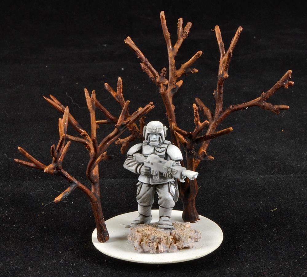 Imperial Guard, Objective Marker, Trooper