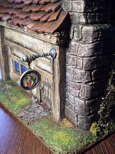 House, Terrain, Warhammer Fantasy