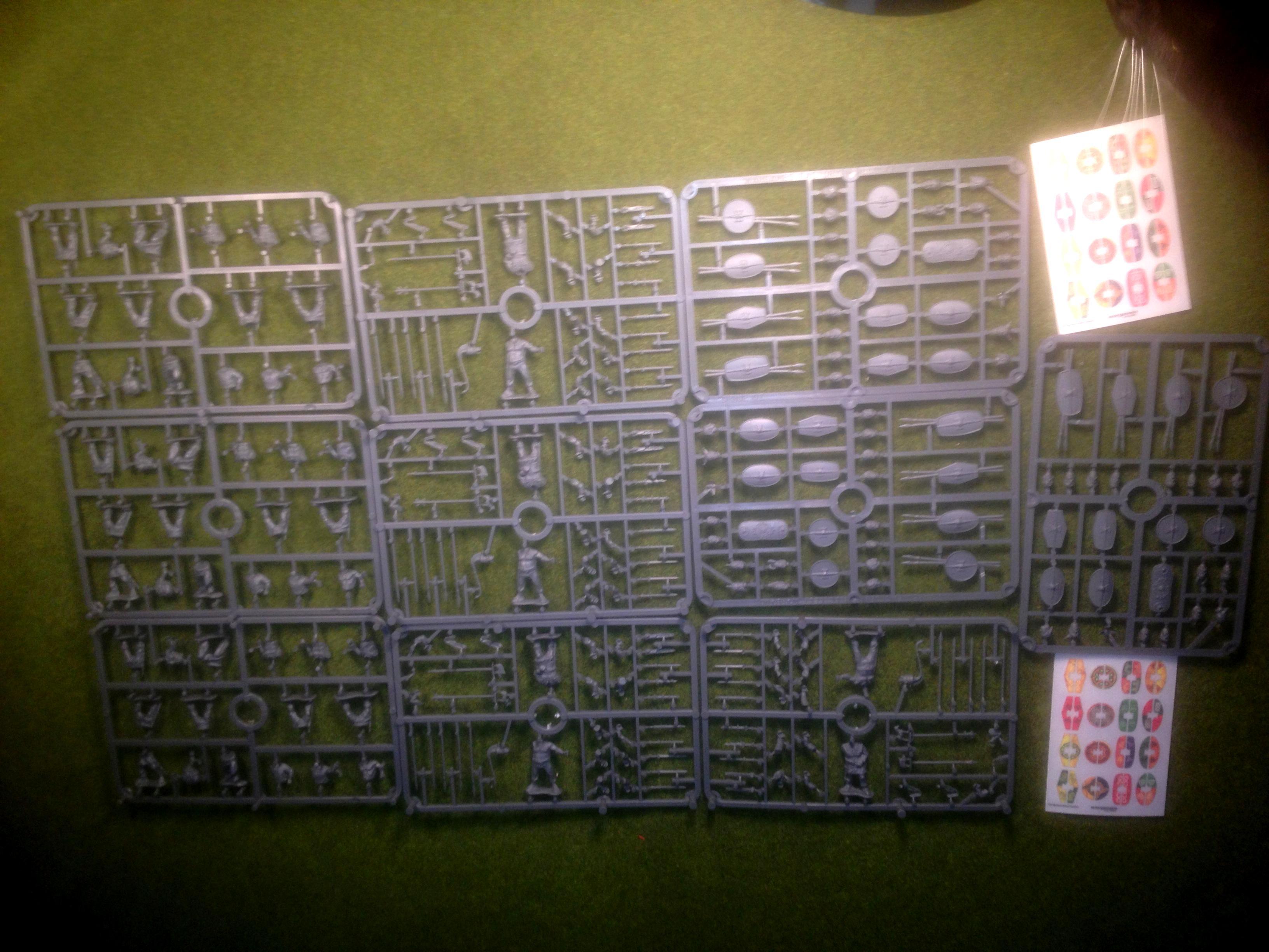Wargame Factory Ancient Germans NOS
