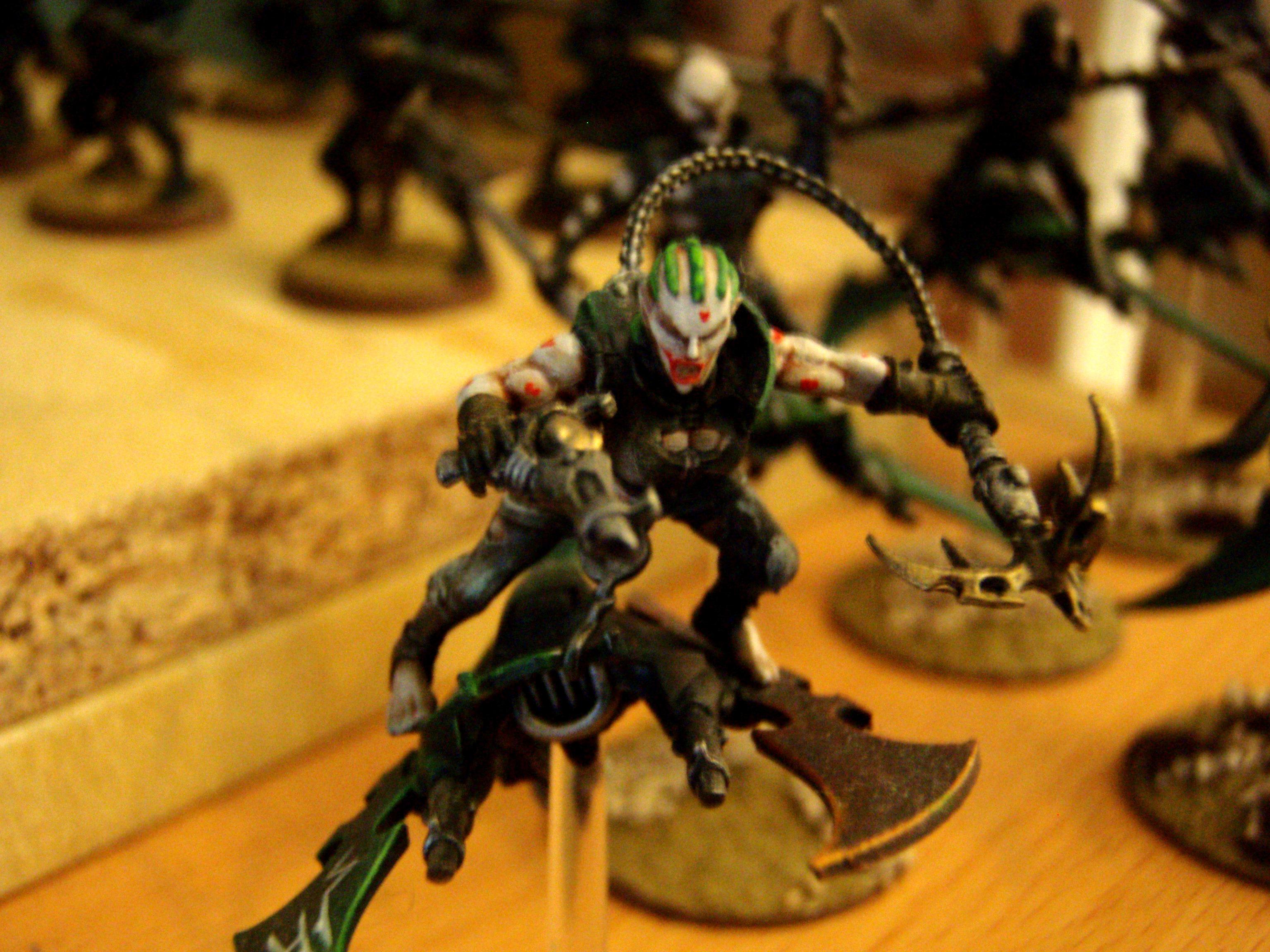 Dark Eldar, Darkeldar, De, Helliarch, Hellion